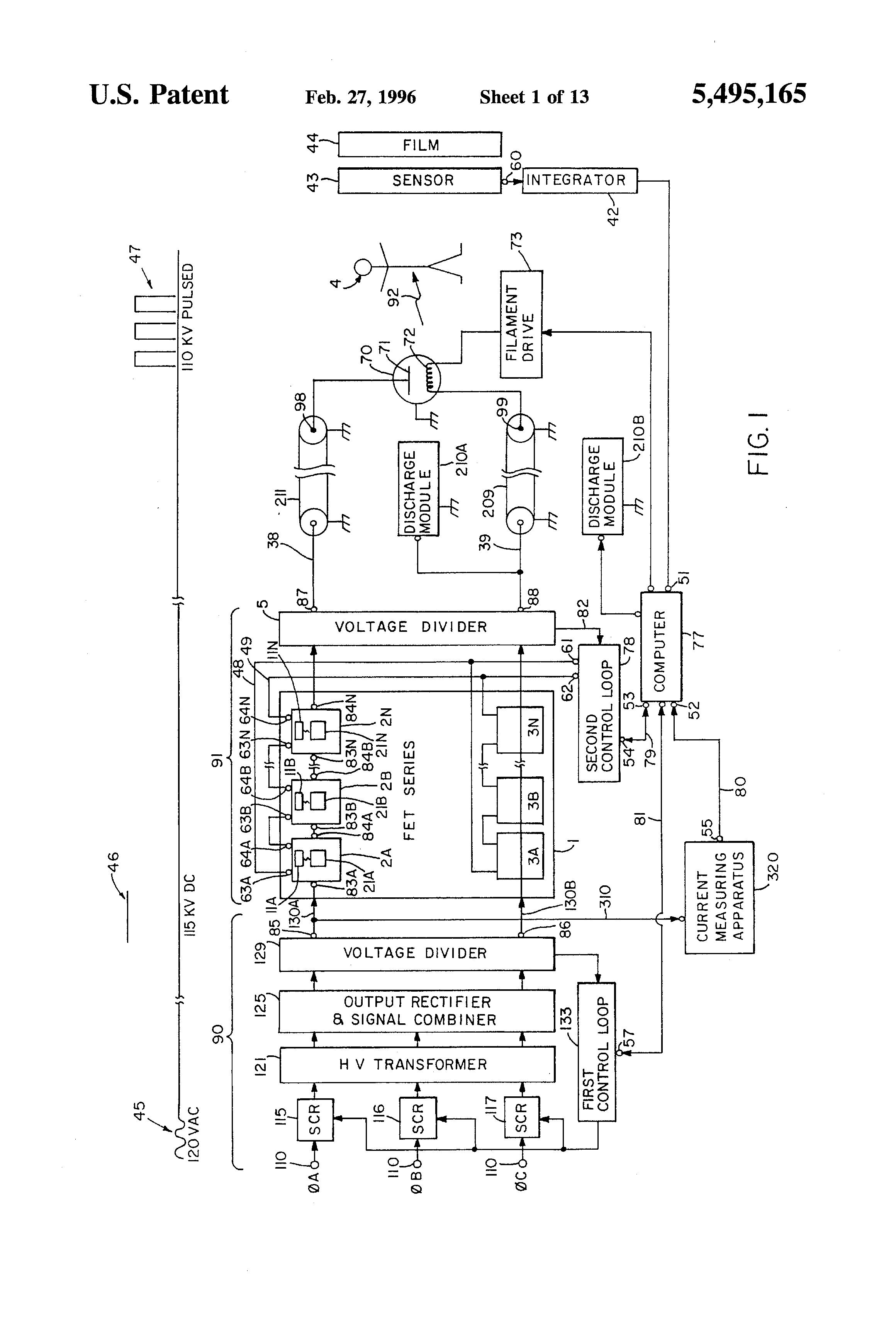 patent us5495165