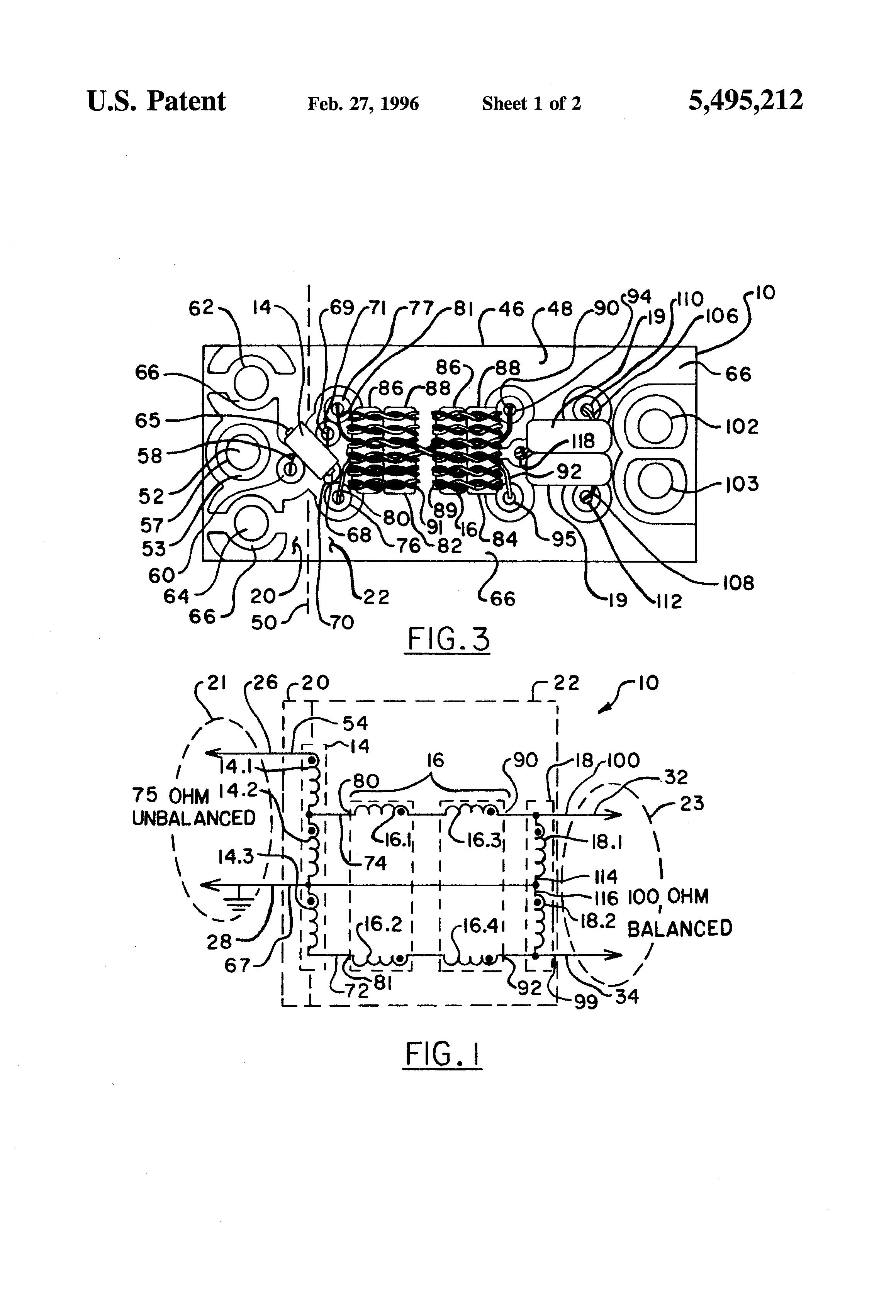 patent us5495212