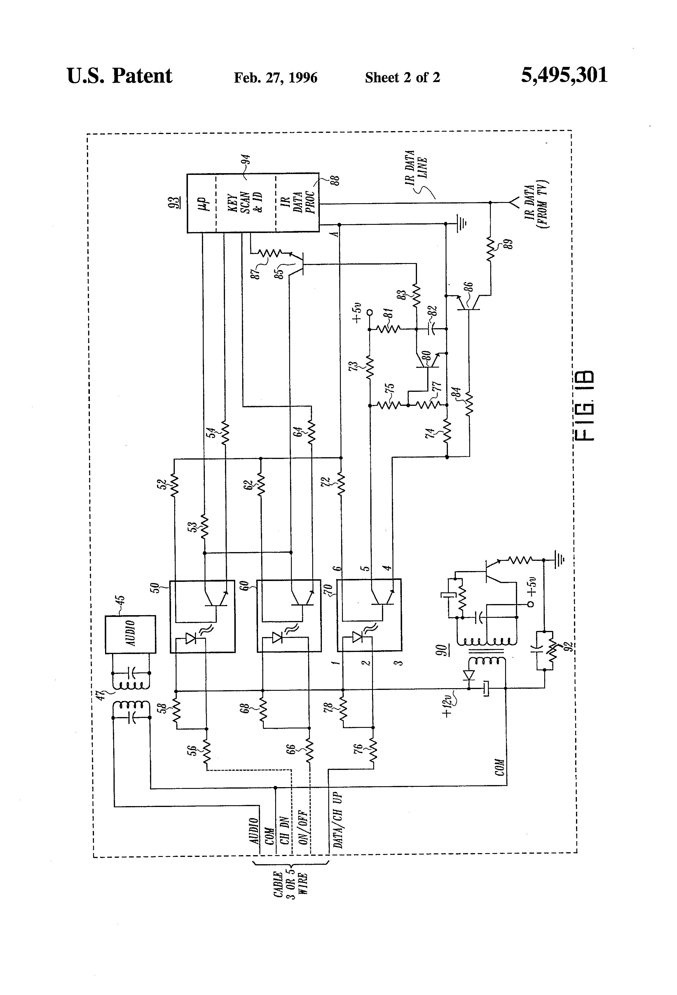 patent us5495301