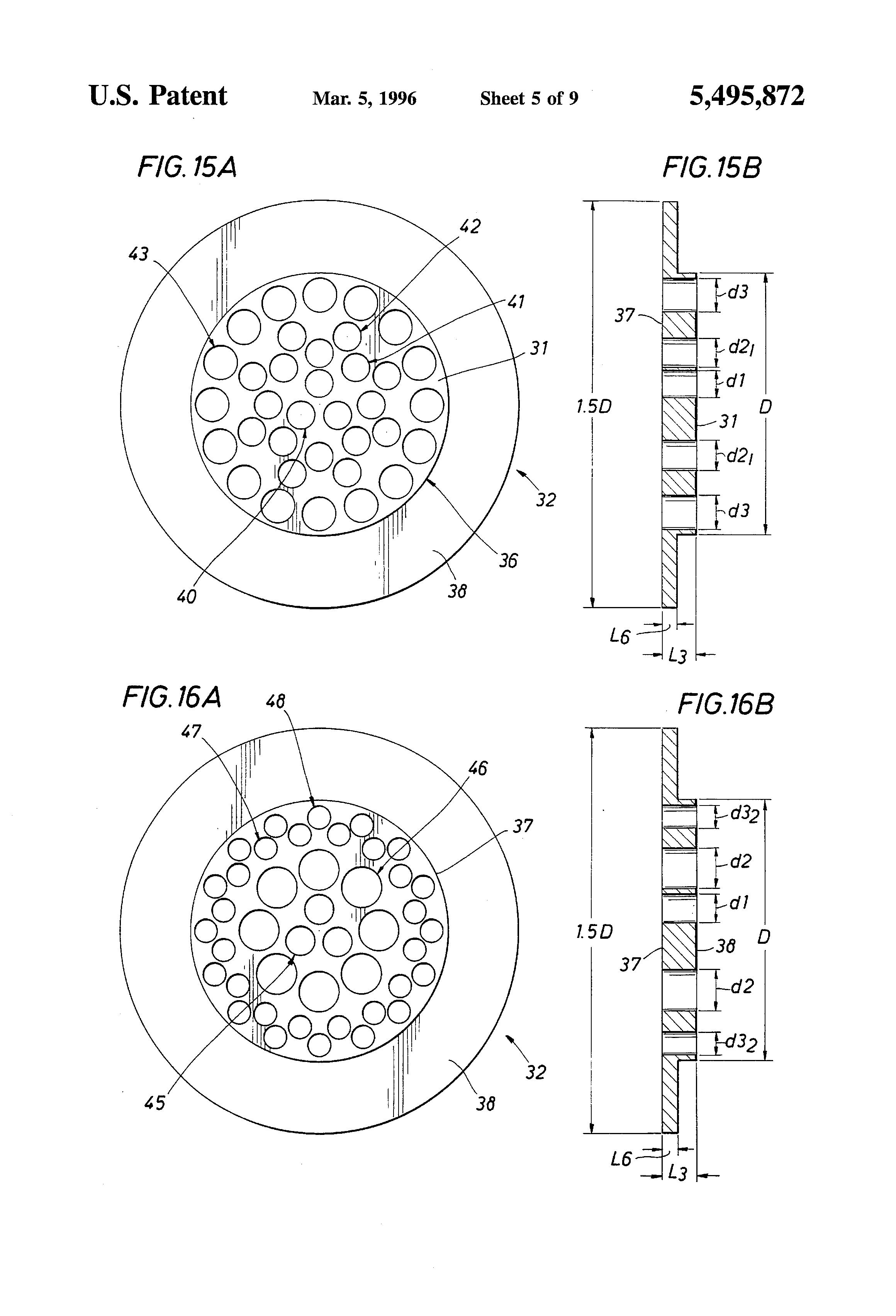 Swirl x flow conditioner