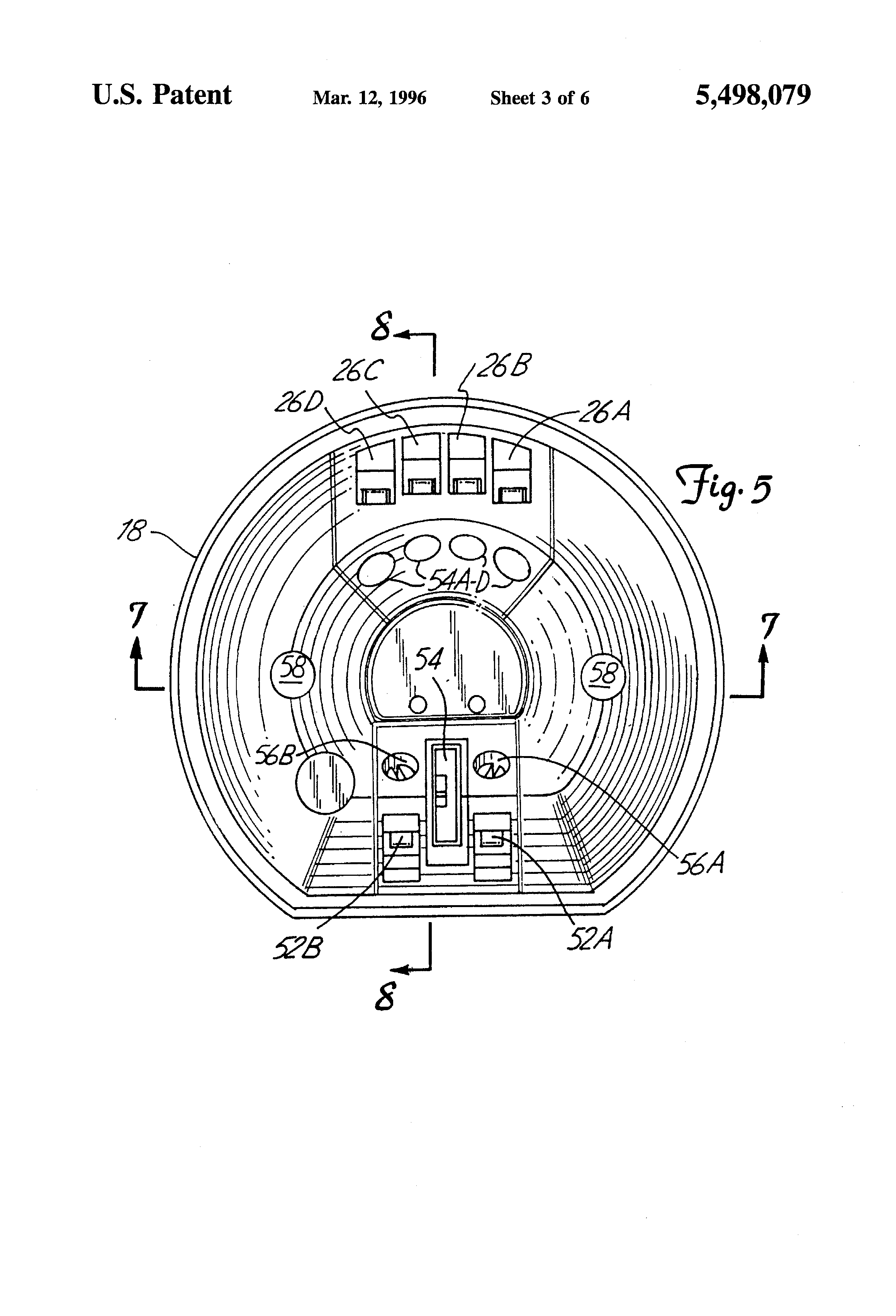 US5498079 3 patent us5498079 temperature transmitter google patents rosemount temperature transmitter wiring diagram at bayanpartner.co