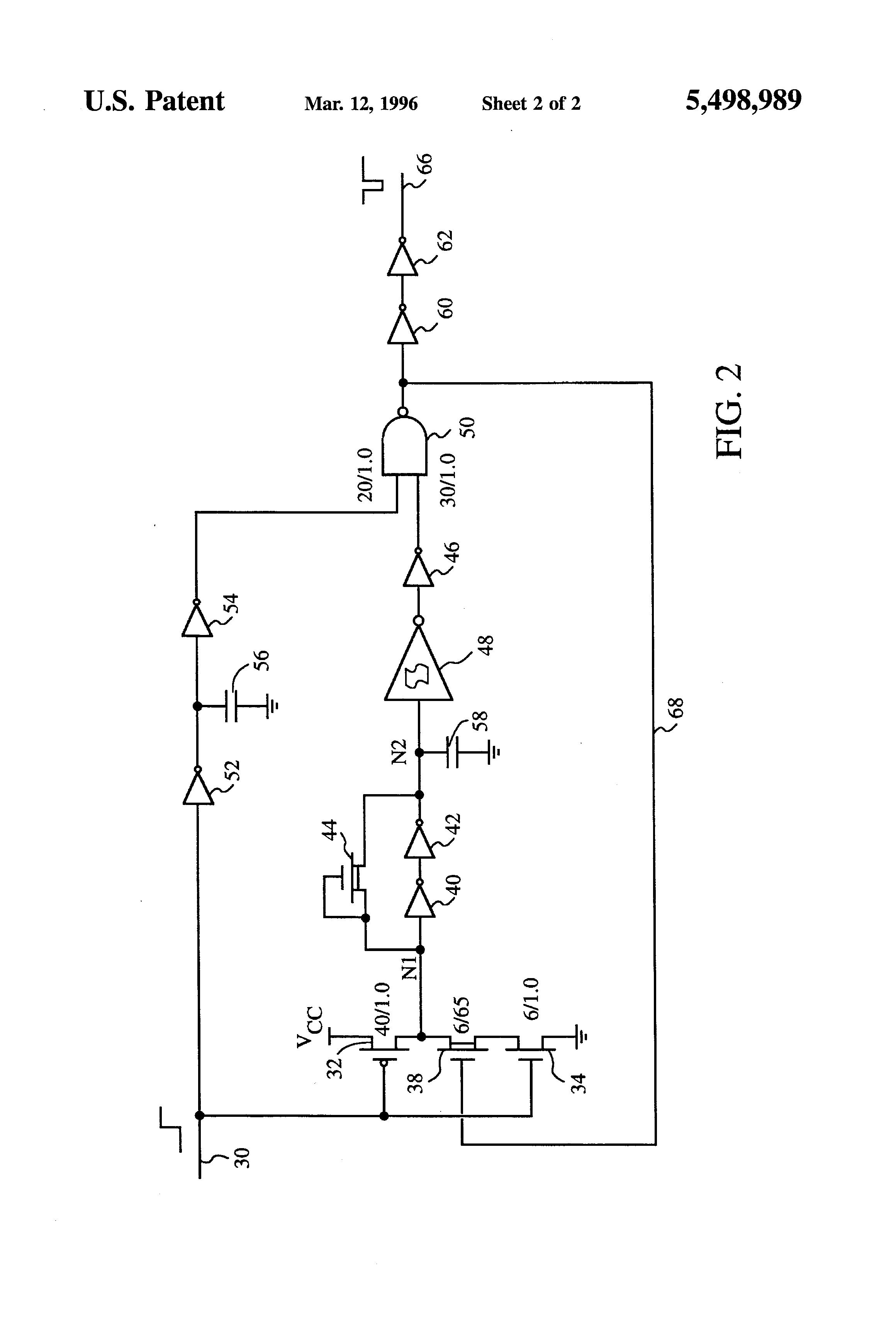 patent us5498989
