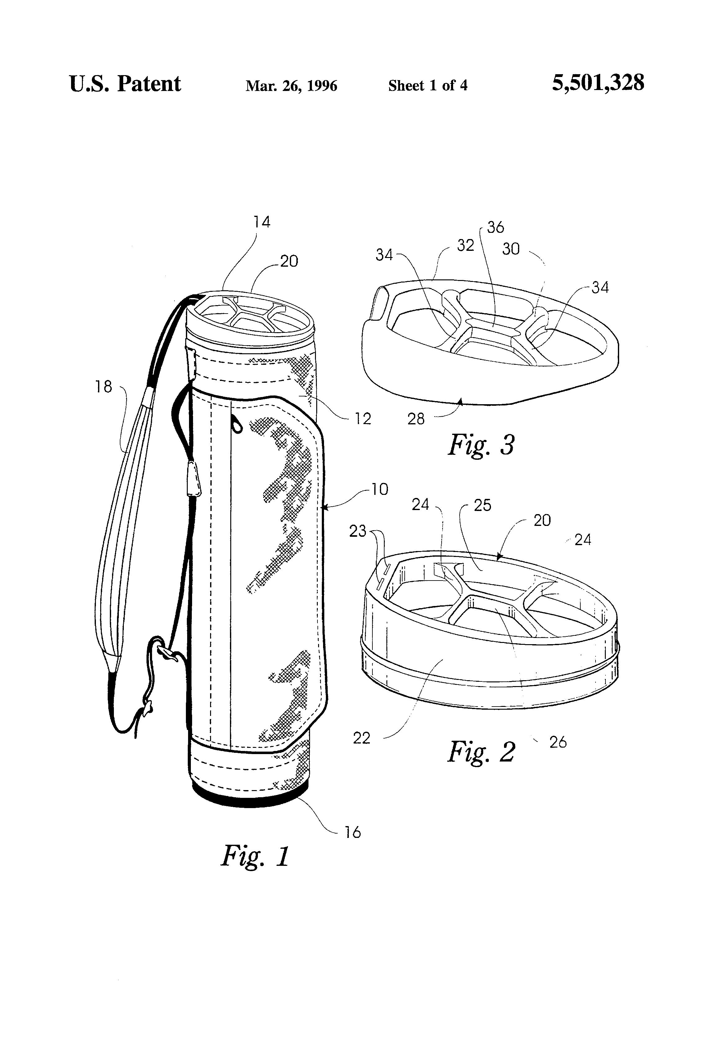 patent us5501328