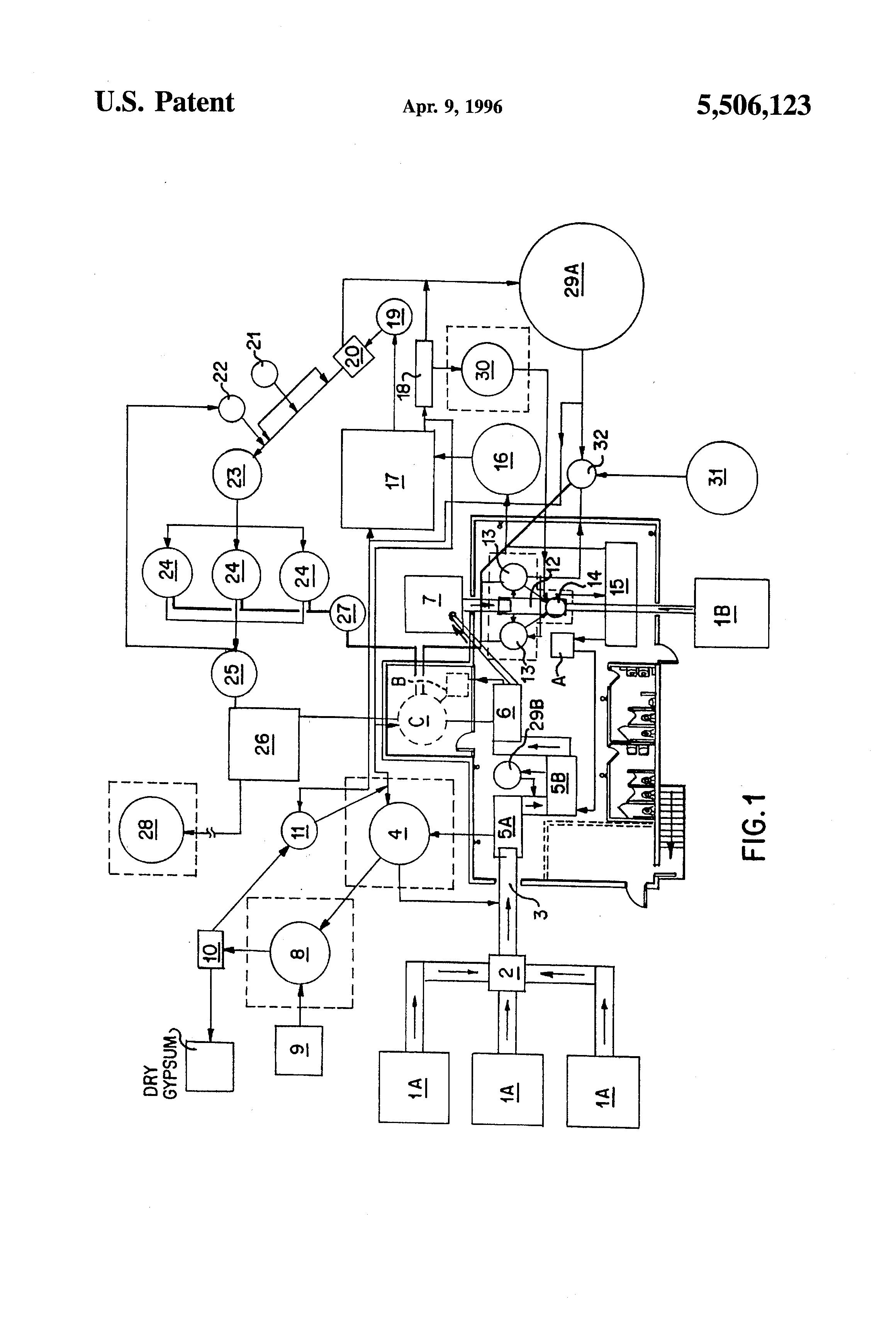 patent us5506123