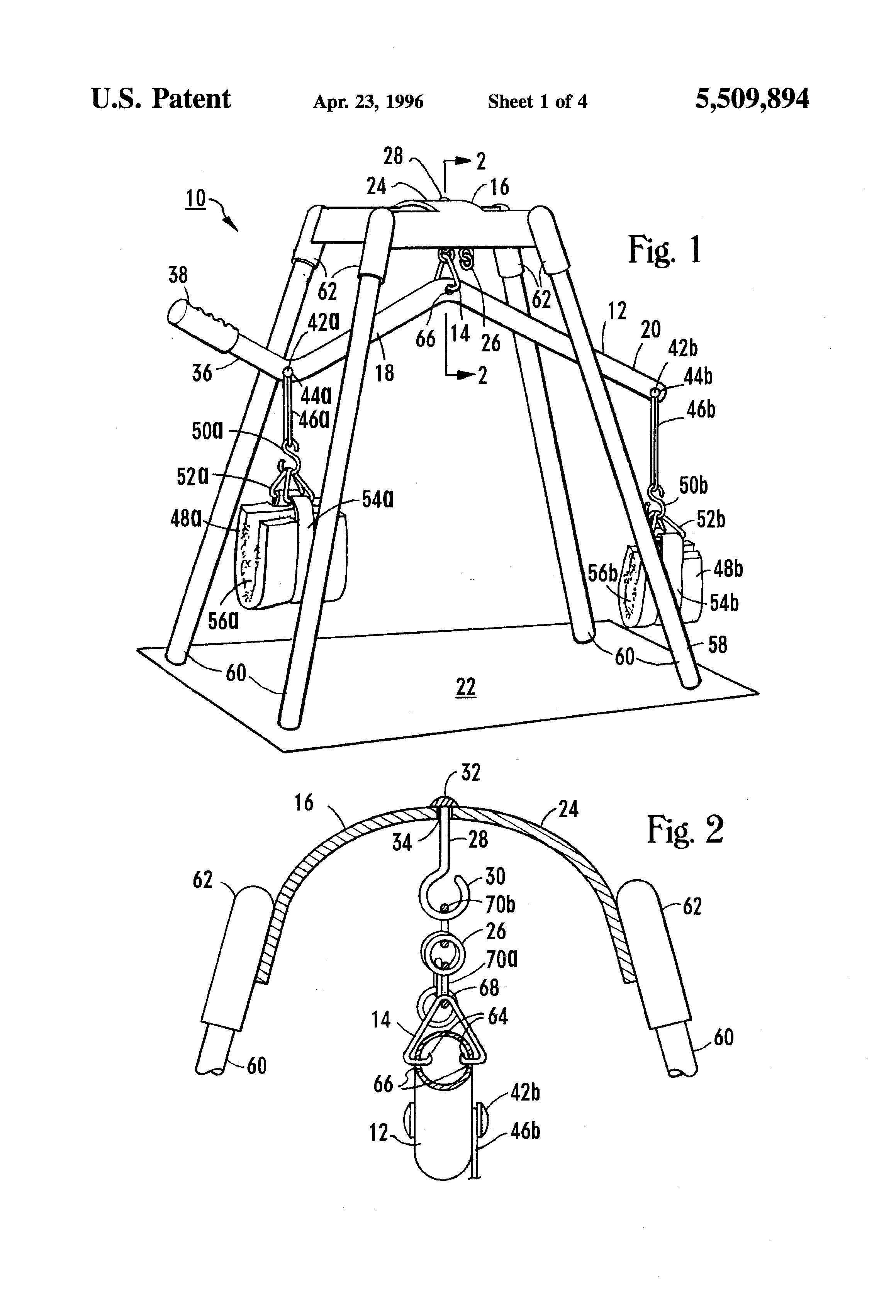 patent us5509894