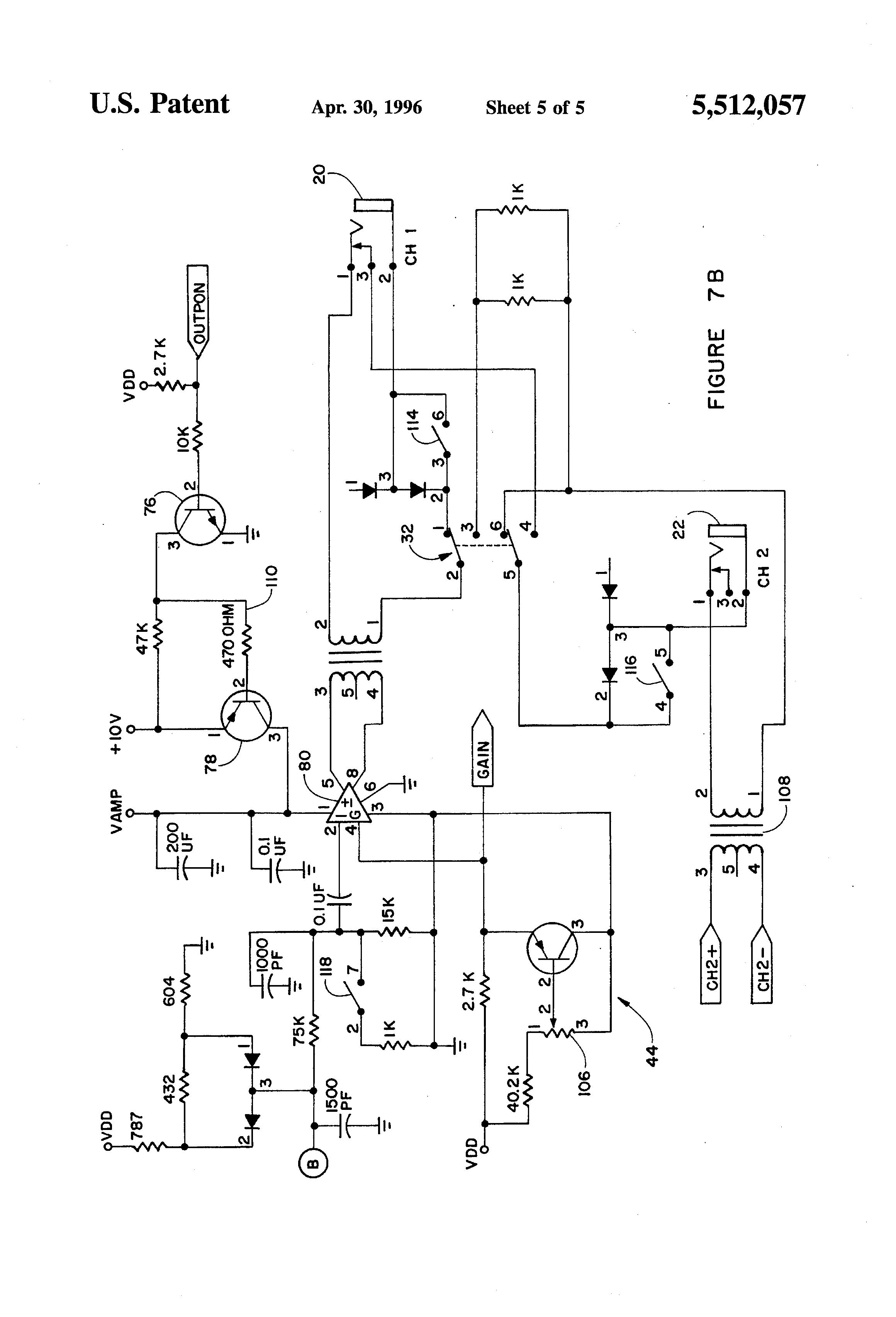 patent us5512057