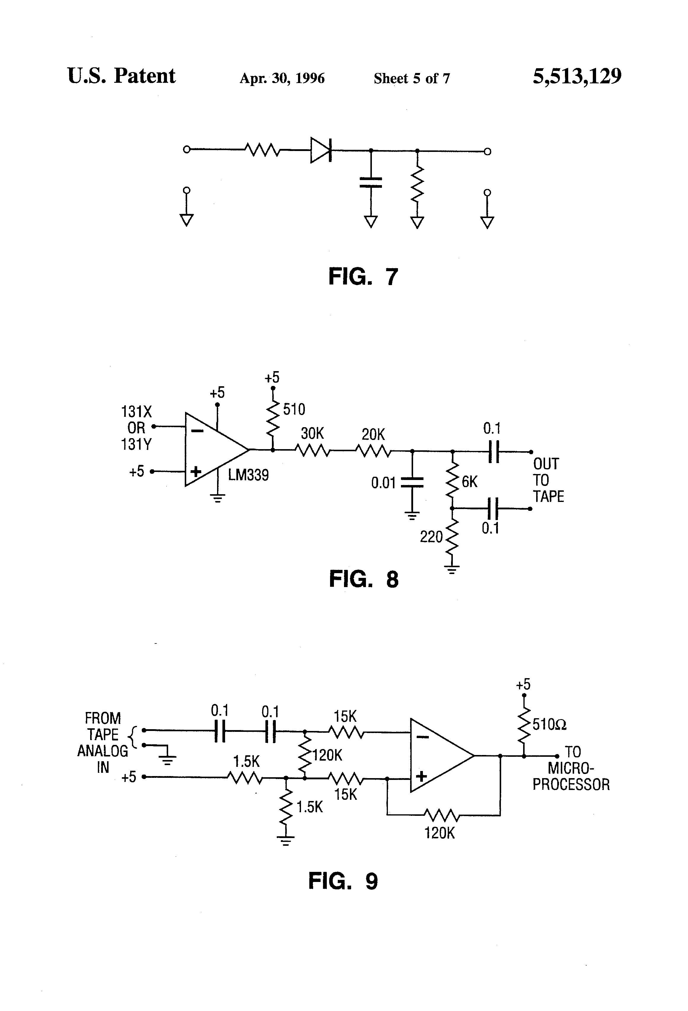 patent us method and system for controlling puter