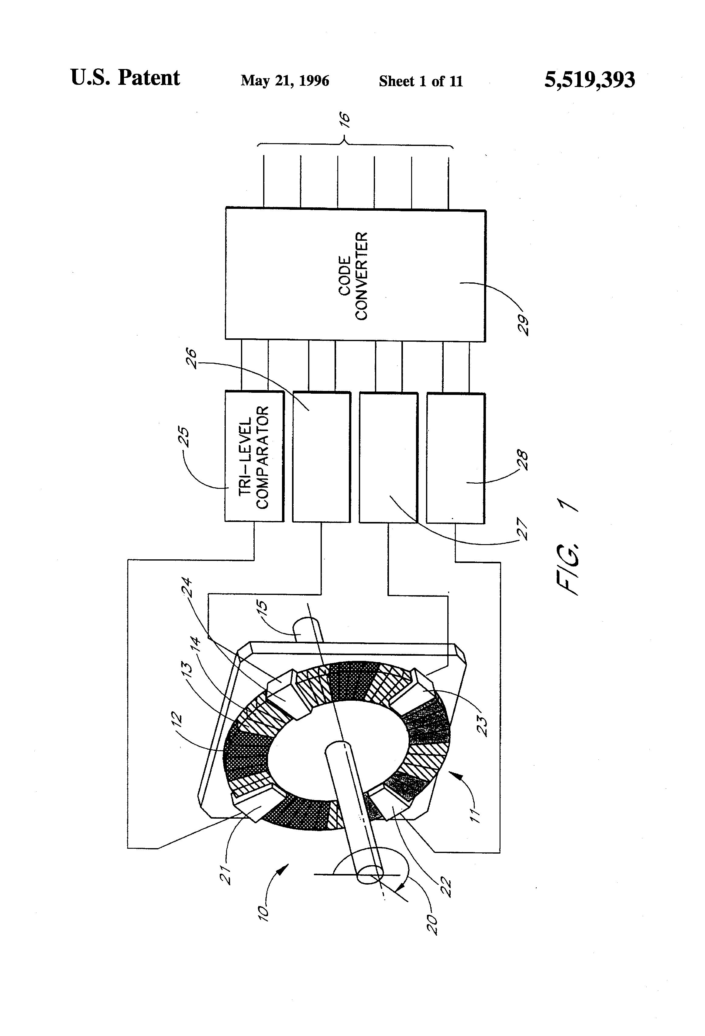 patent us5519393