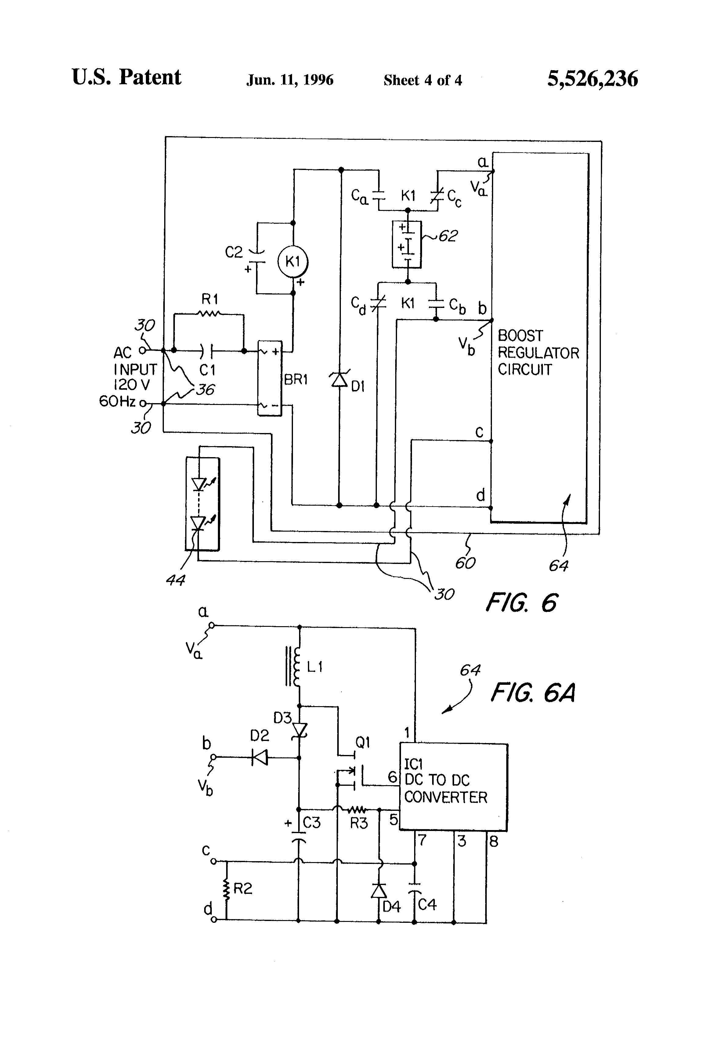 patent us5526236