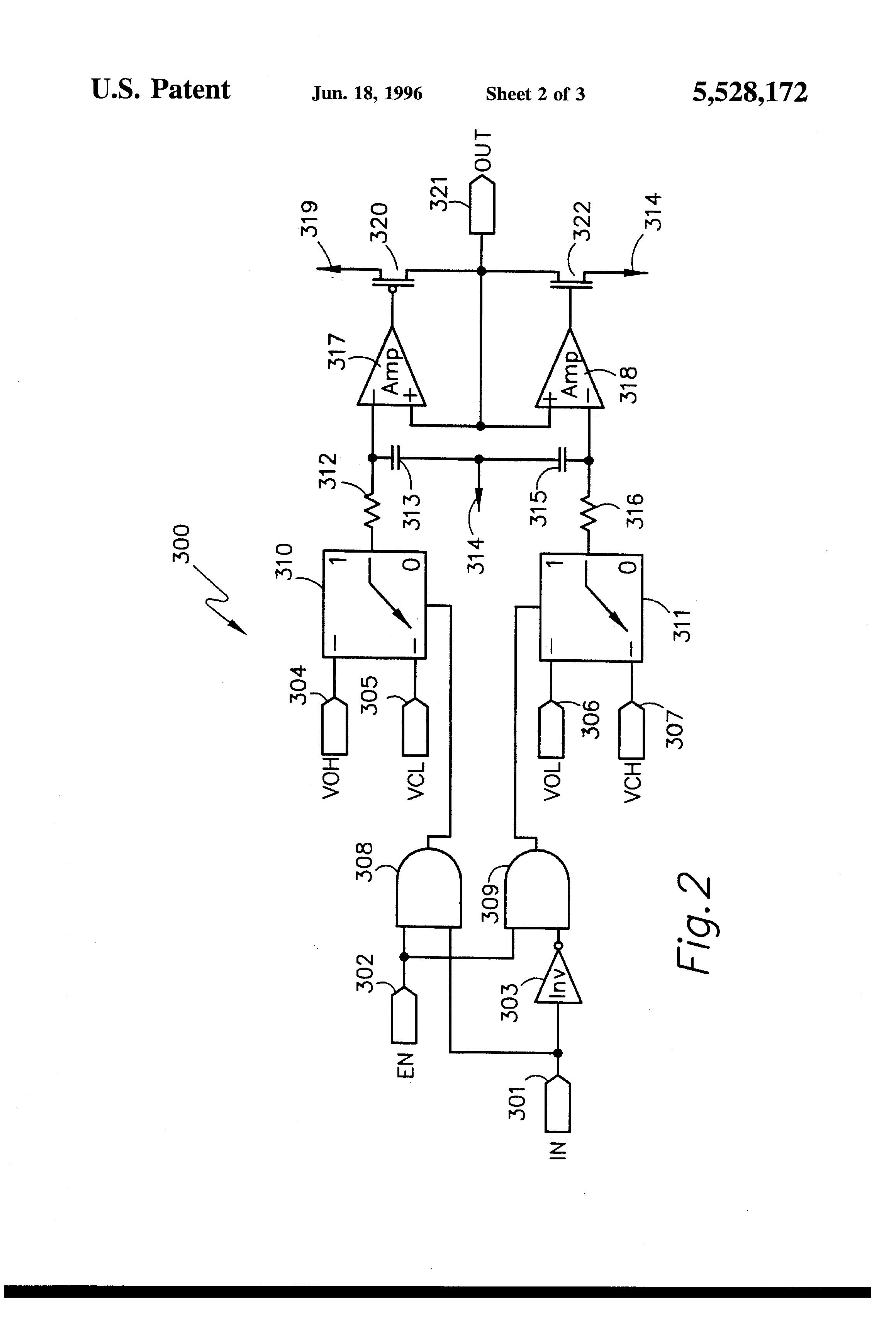 patent us5528172