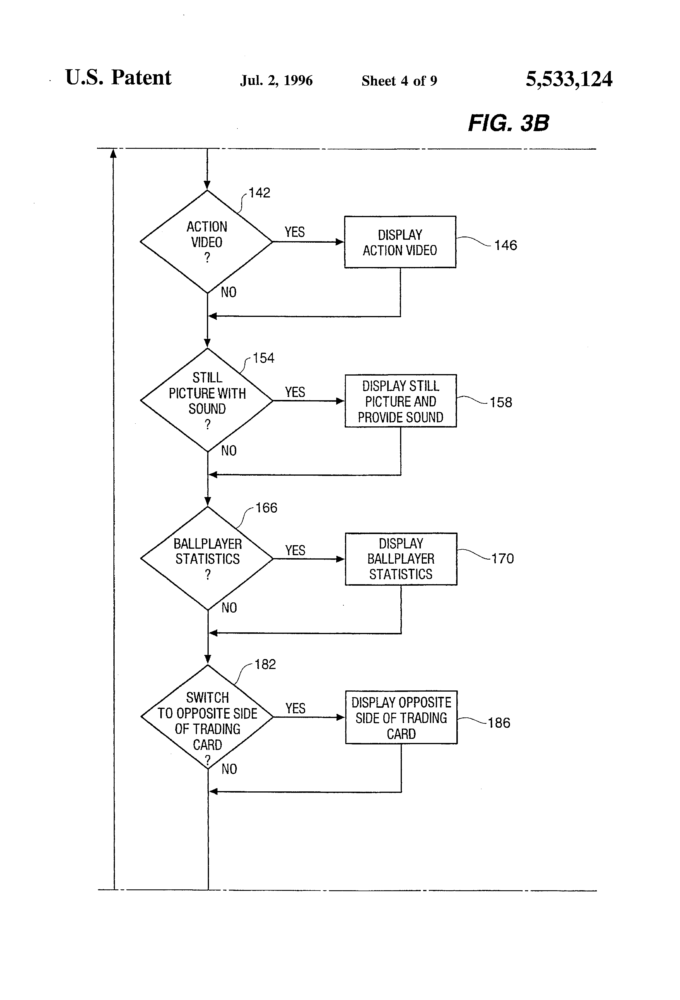 Trading card storage system