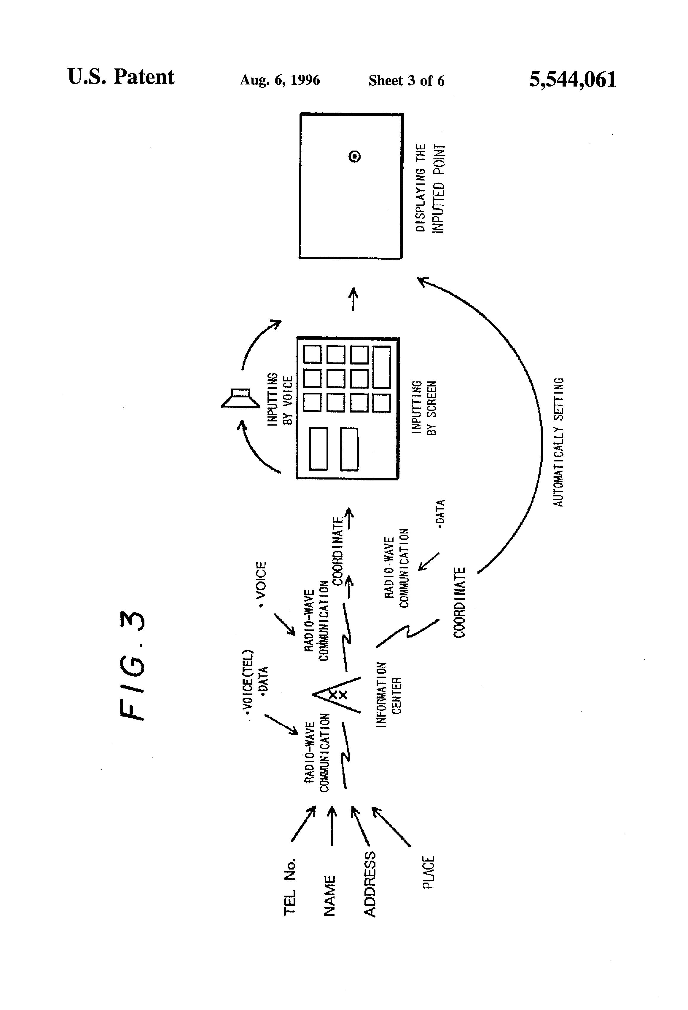 patent us5544061