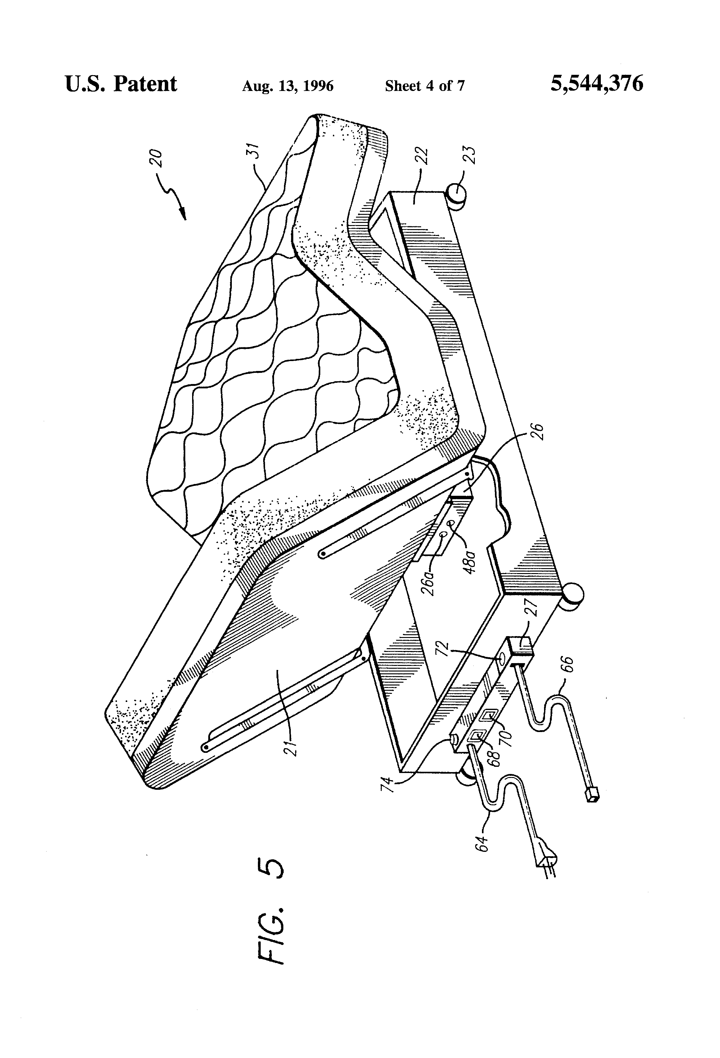 Superb Patent Drawing