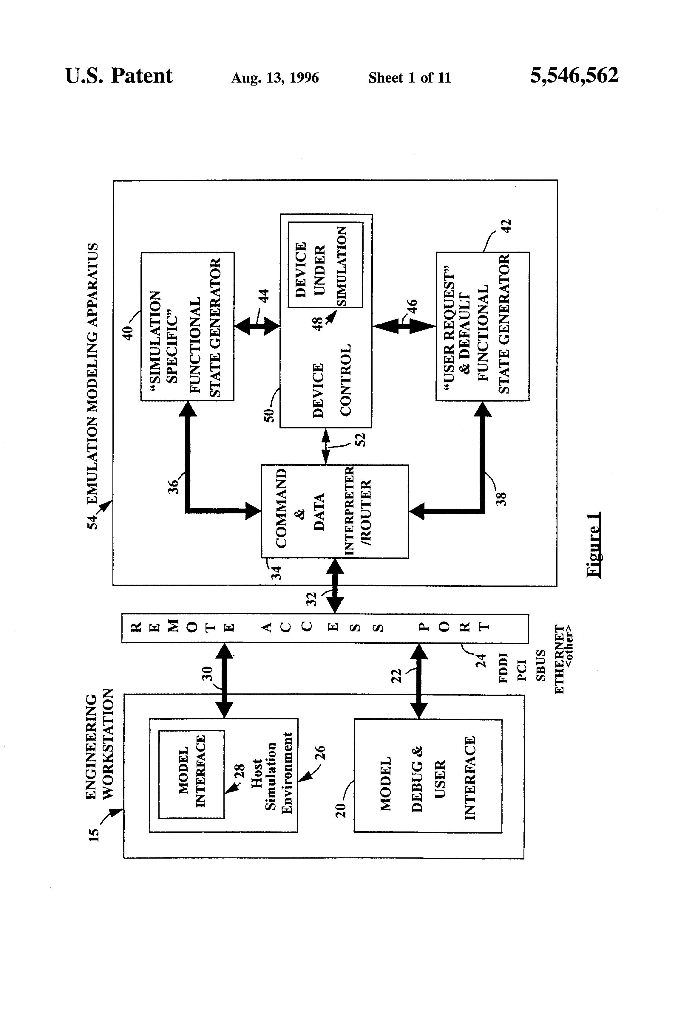 patent us5546562
