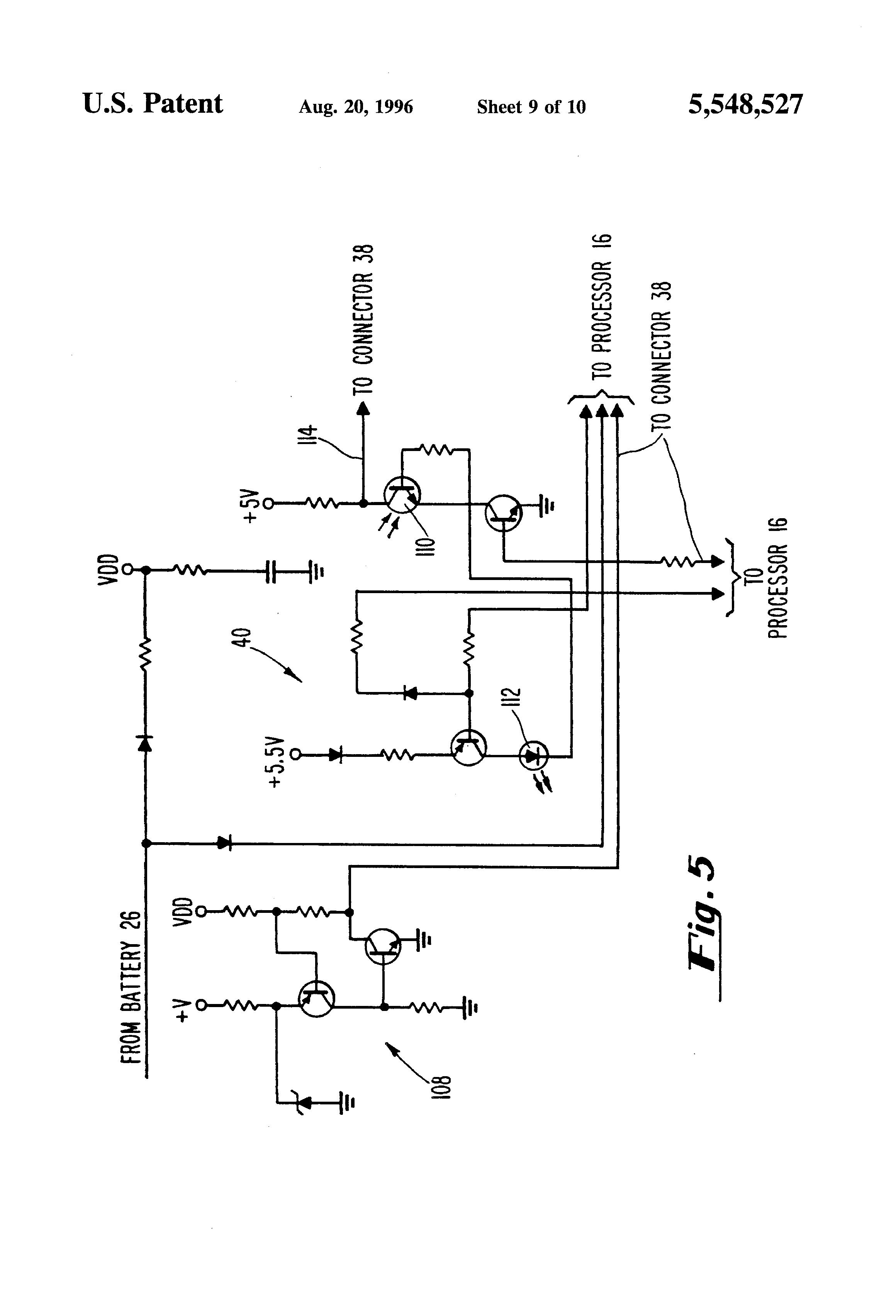 patent us5548527