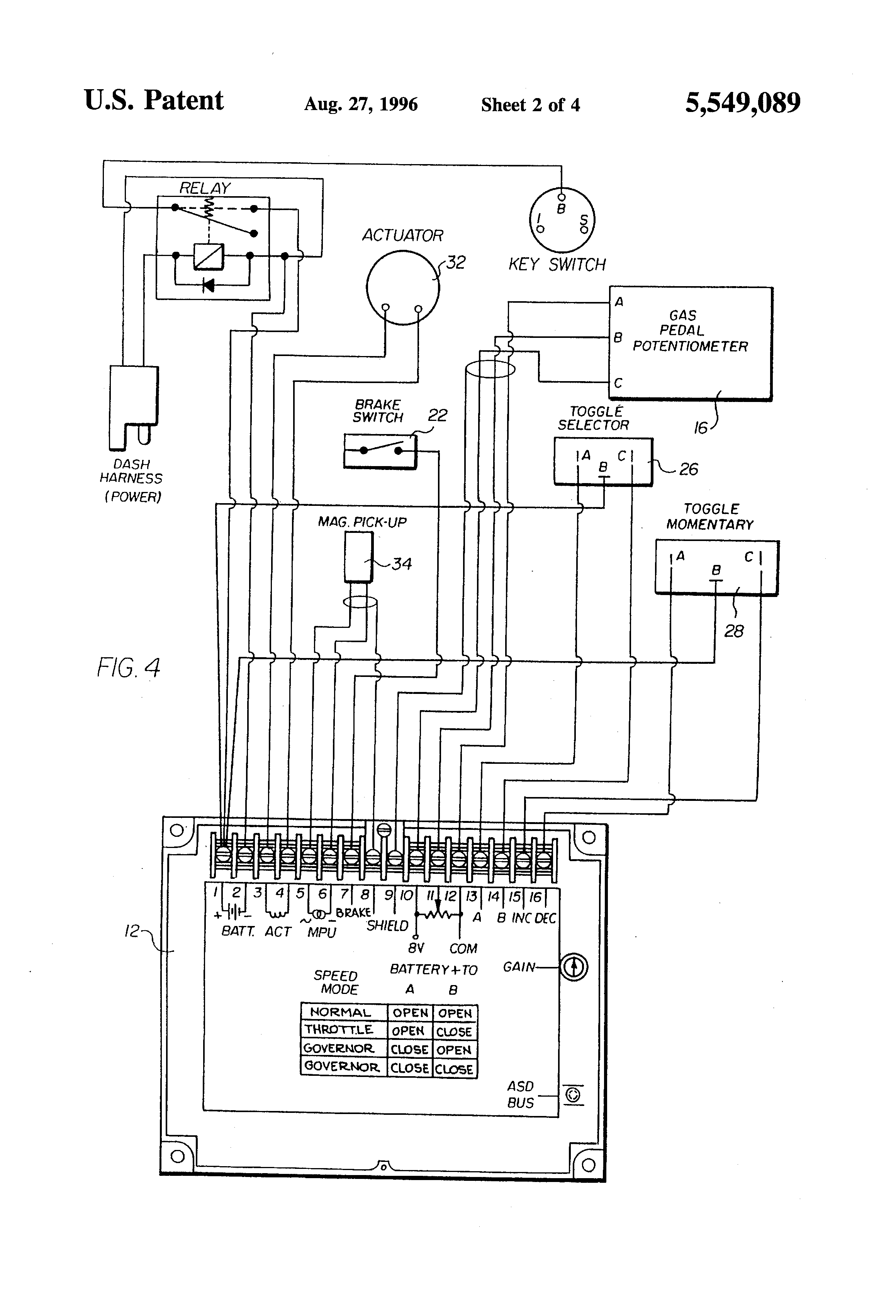 US5549089 2 patent us5549089 engine maximum speed limiter google patents  at suagrazia.org