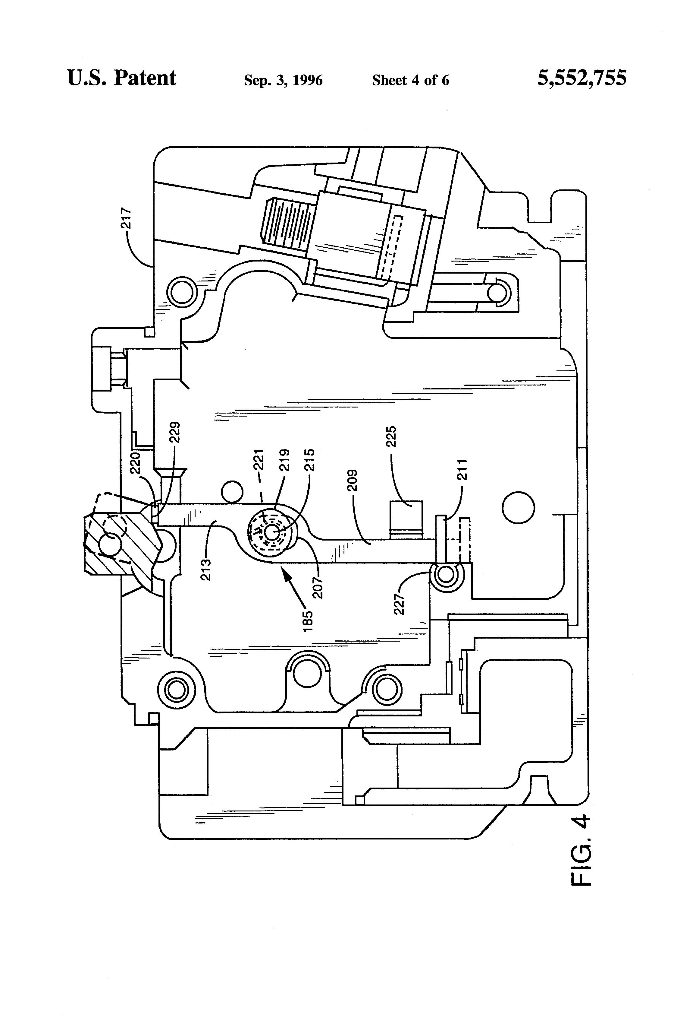 patent us5552755