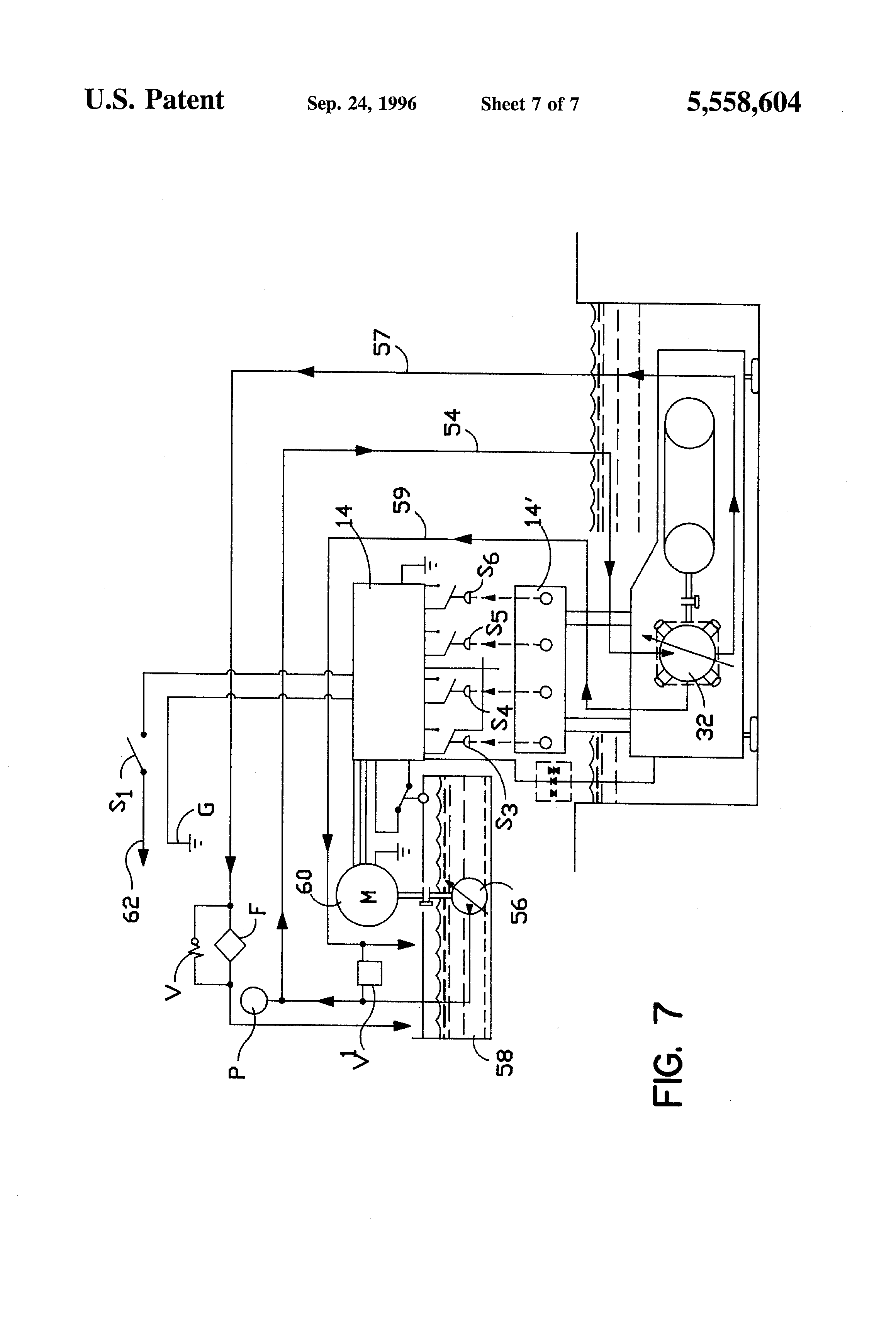 patent us5558604 aquatic treadmill apparatus google patents Ajax Electric Motor Wiring Diagram Ajax Electric Motor Wiring Diagram #7 ajax electric motor wiring diagram
