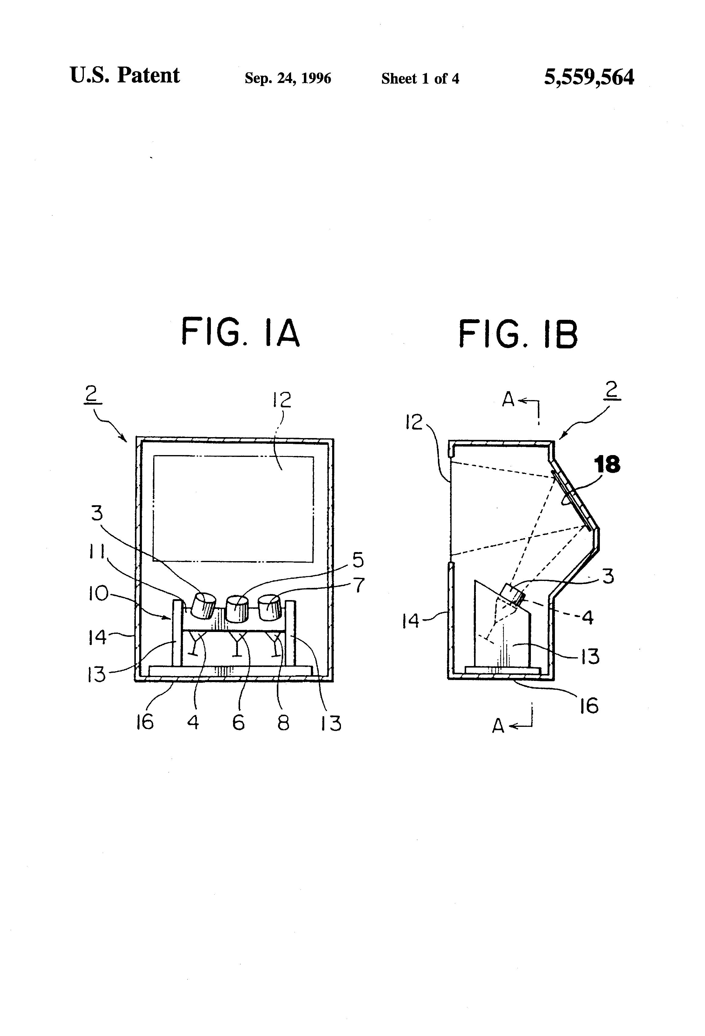 patent us5559564