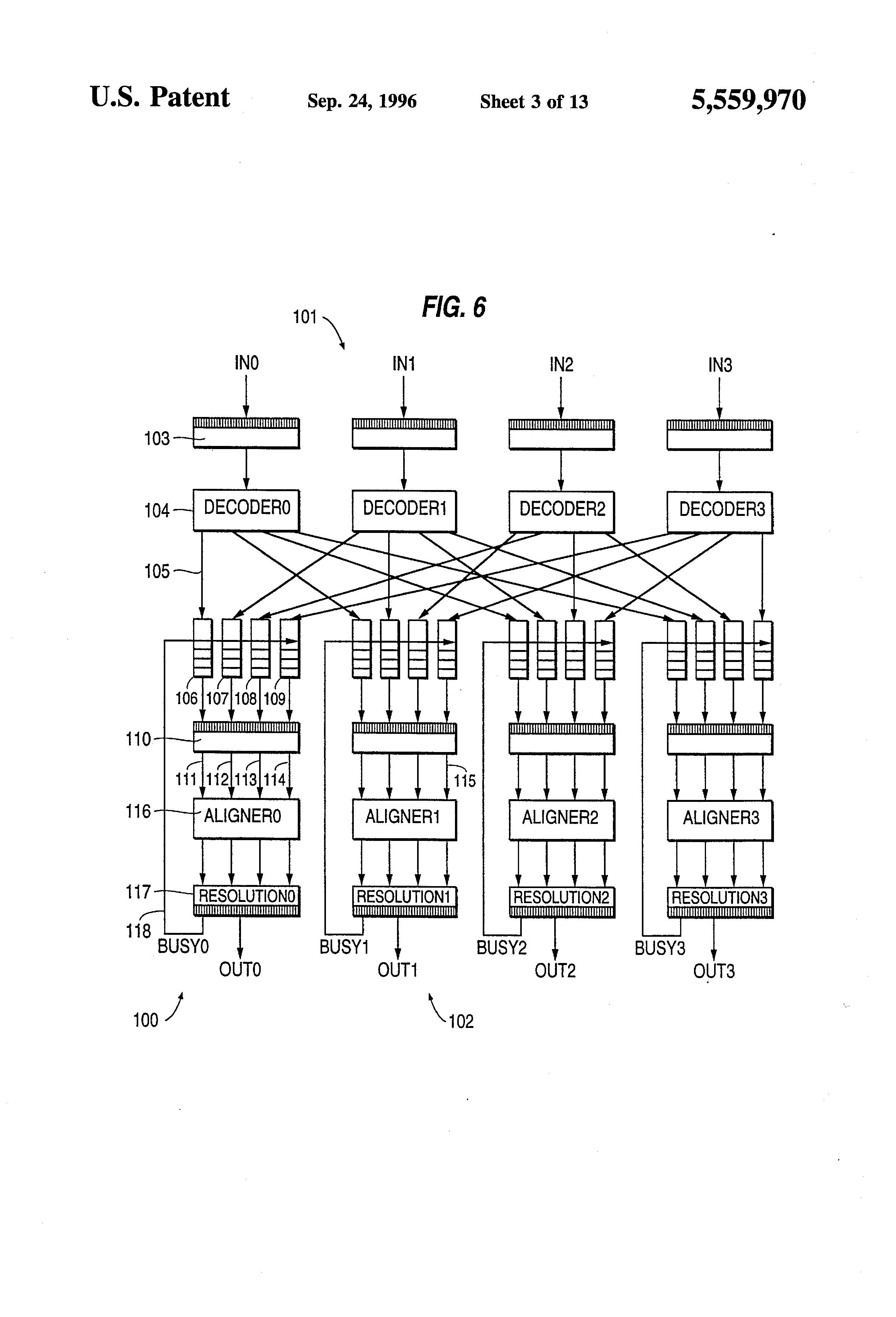 patent us5559970
