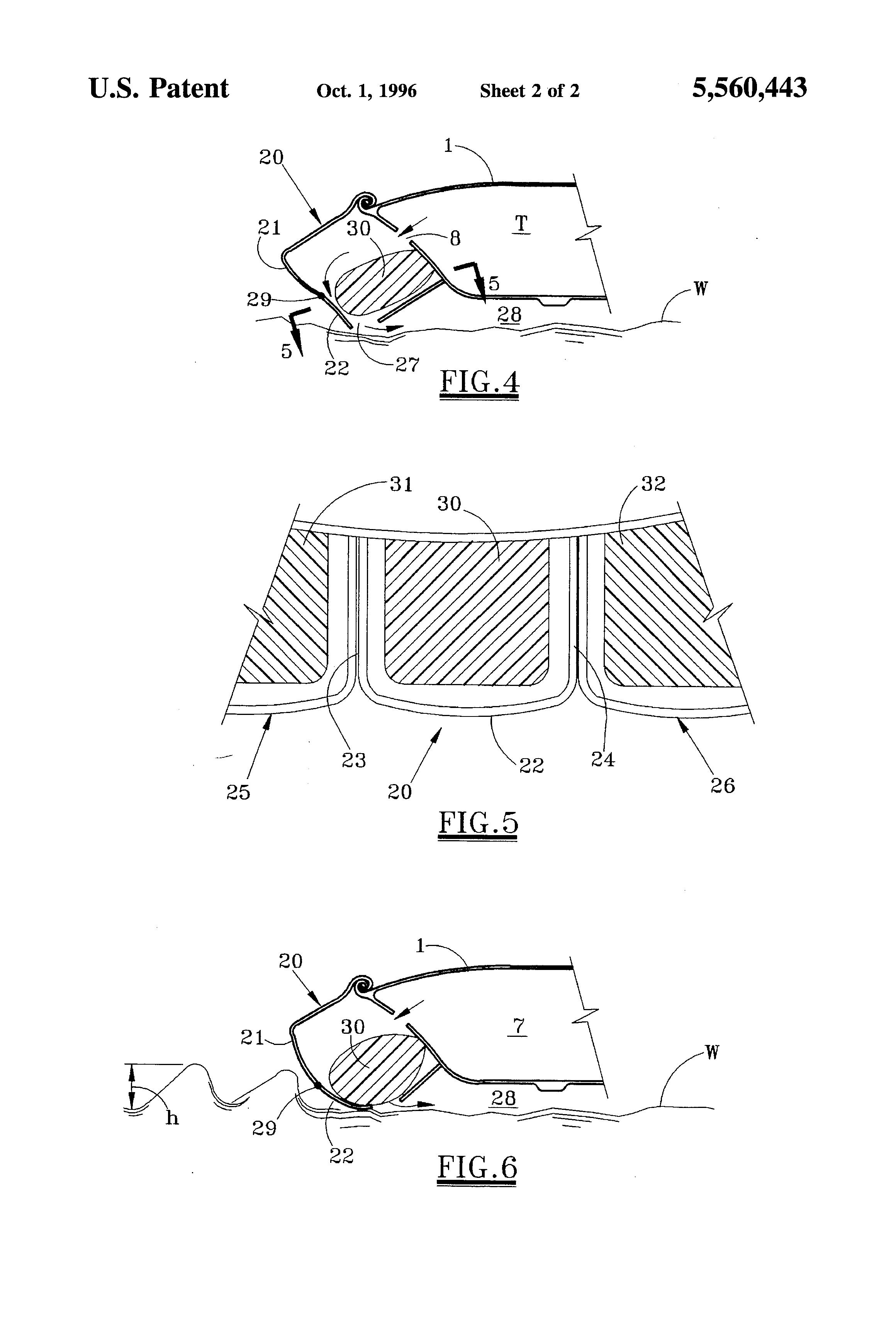 Hovercraft Skirt Design Plans