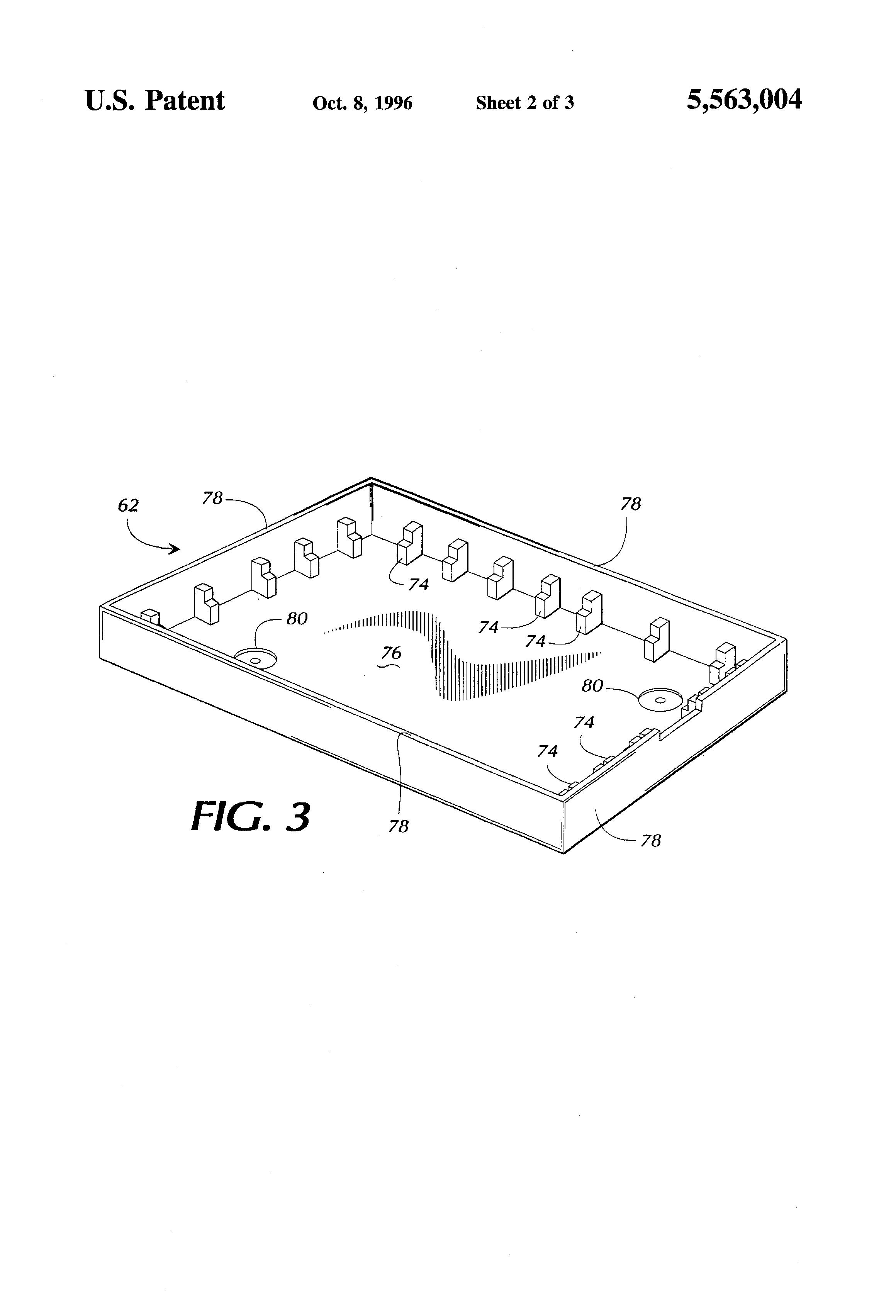 patent us5563004