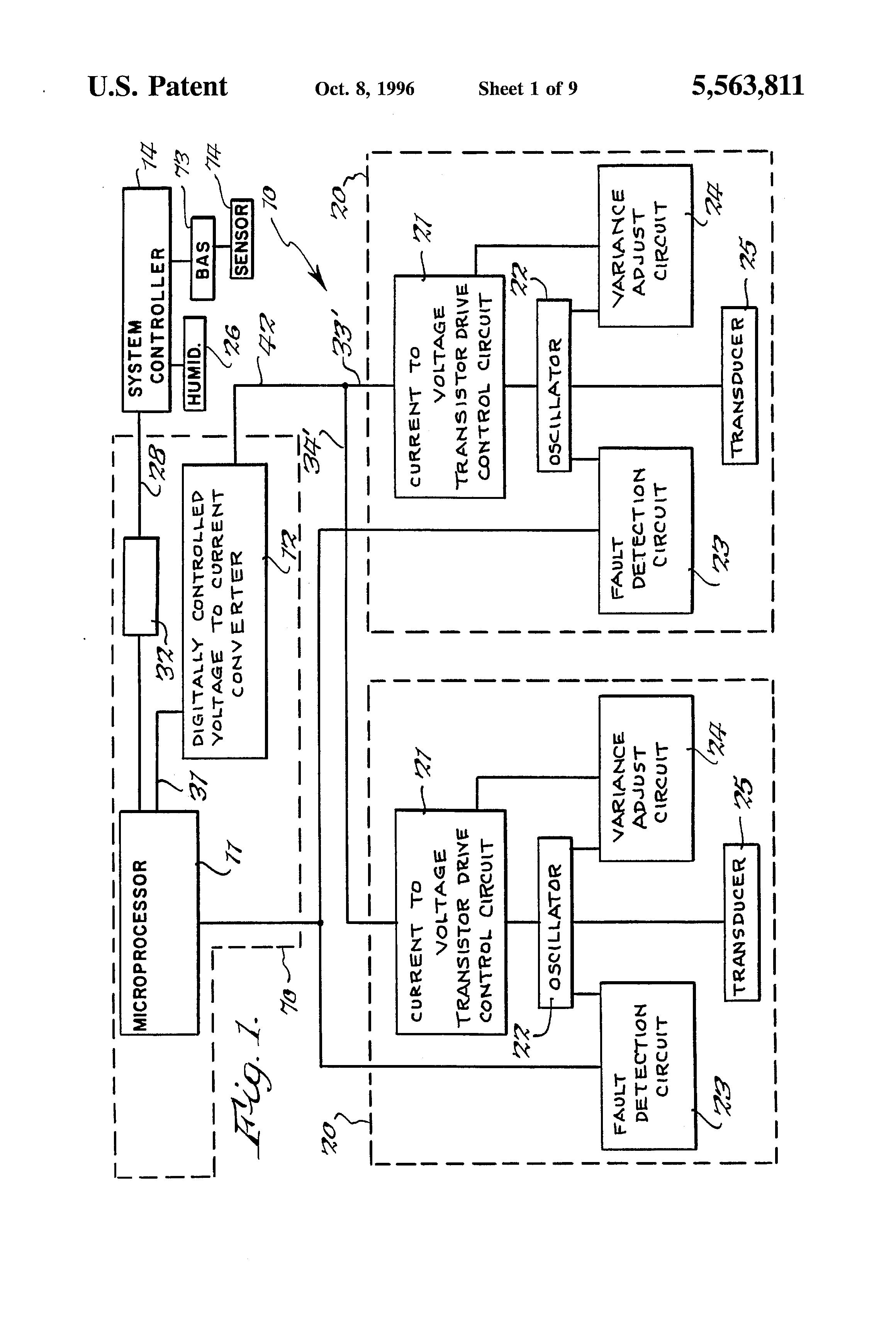 patent us5563811