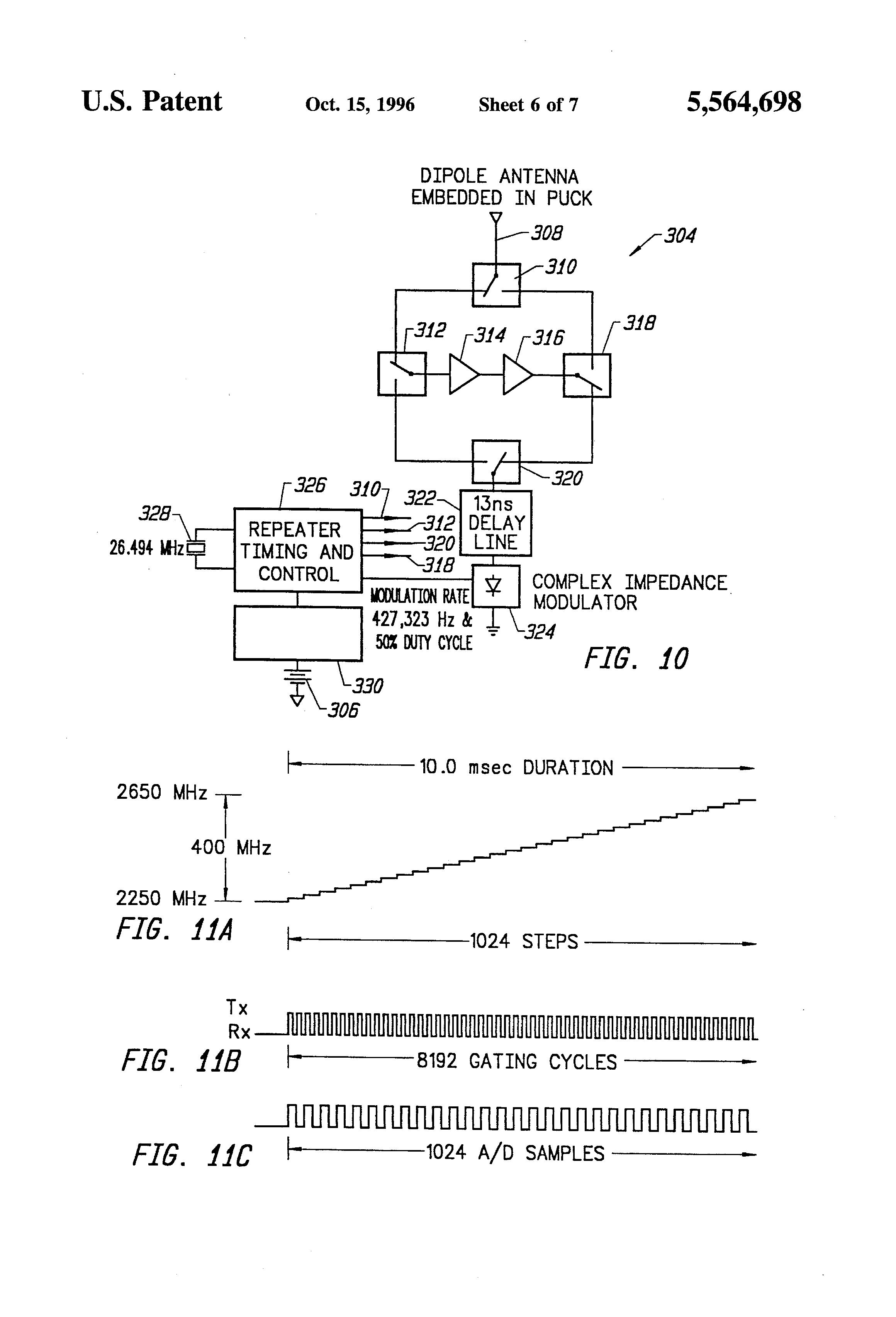US5564698 6 patent us5564698 electromagnetic transmitting hockey puck american shuffleboard wiring diagram at soozxer.org