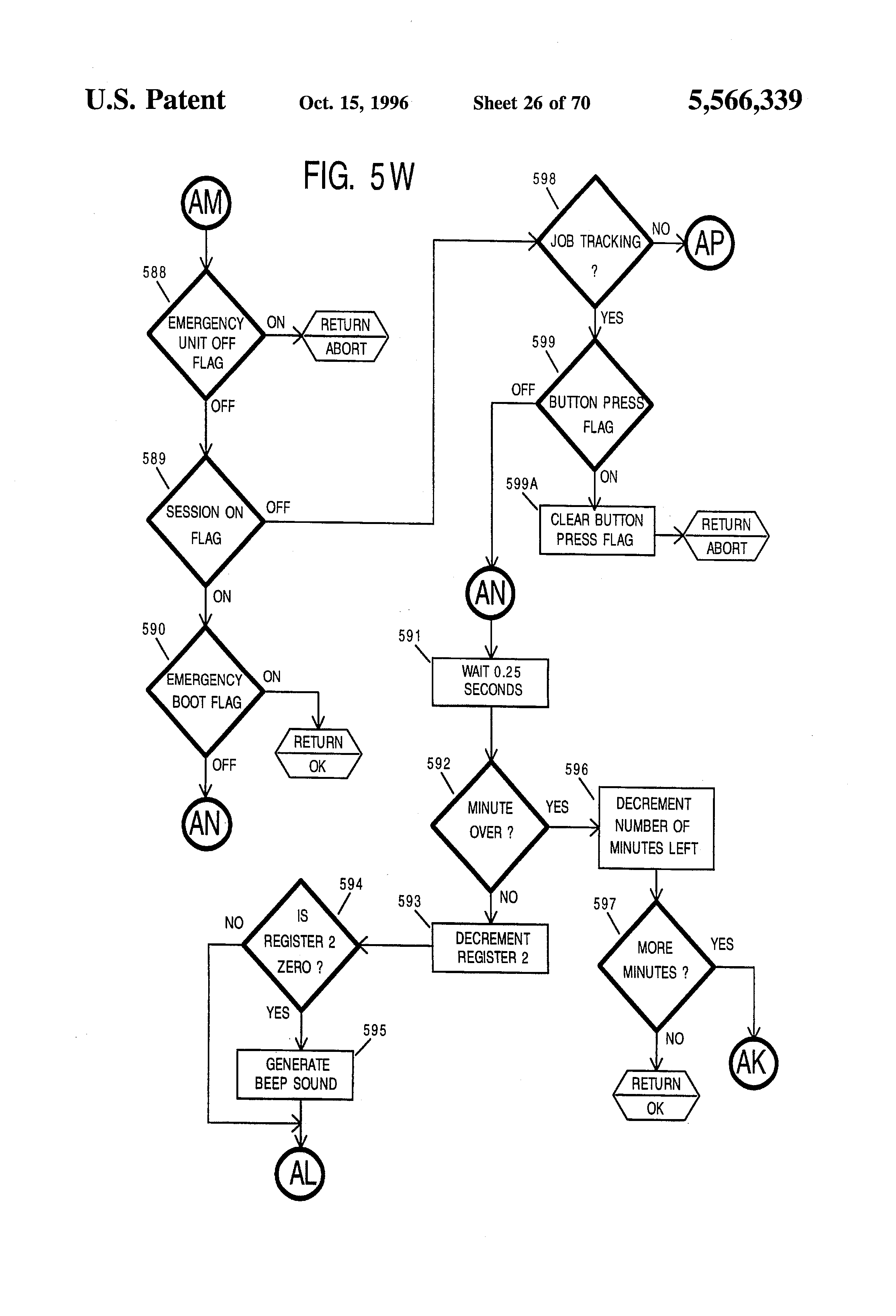 patent us5566339 system and method for monitoring computerCircuits Tonewave Generators 555 Timer Switch Debouncing Circuit #20