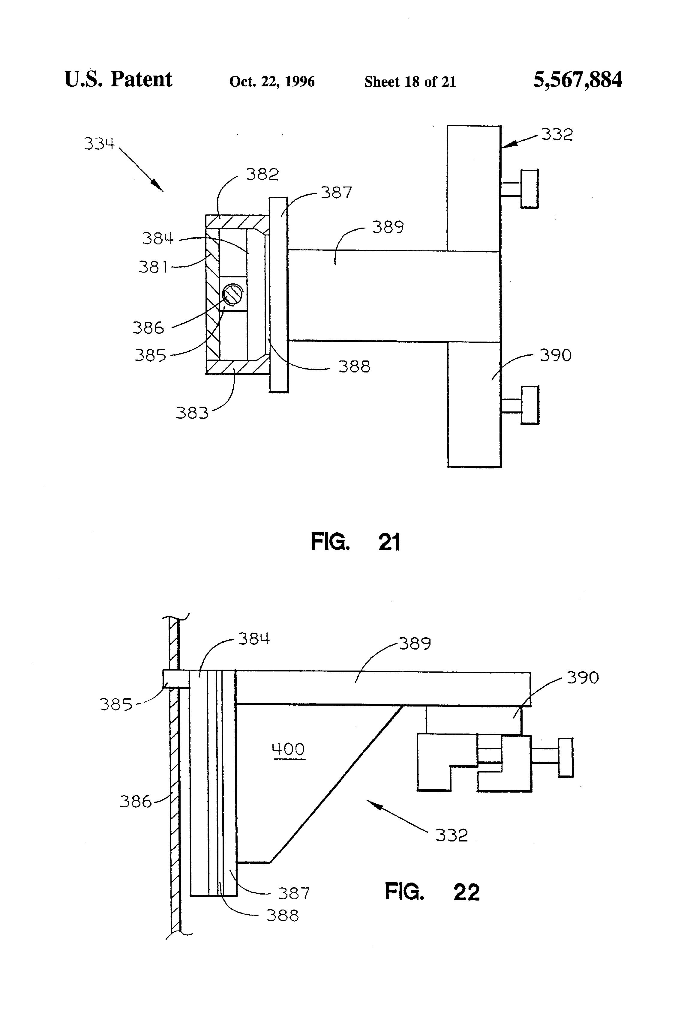 patent us5567884
