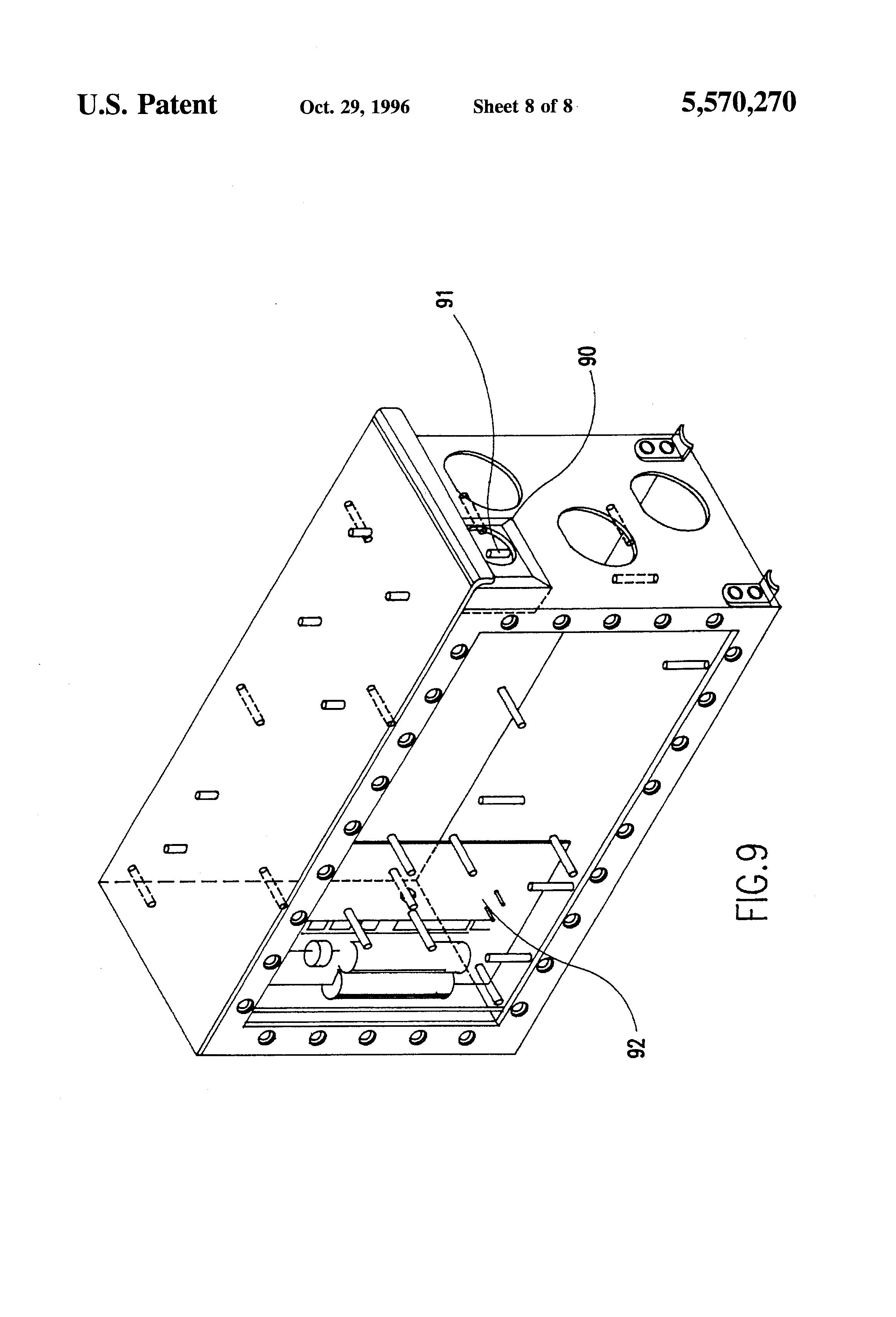 patent us5570270