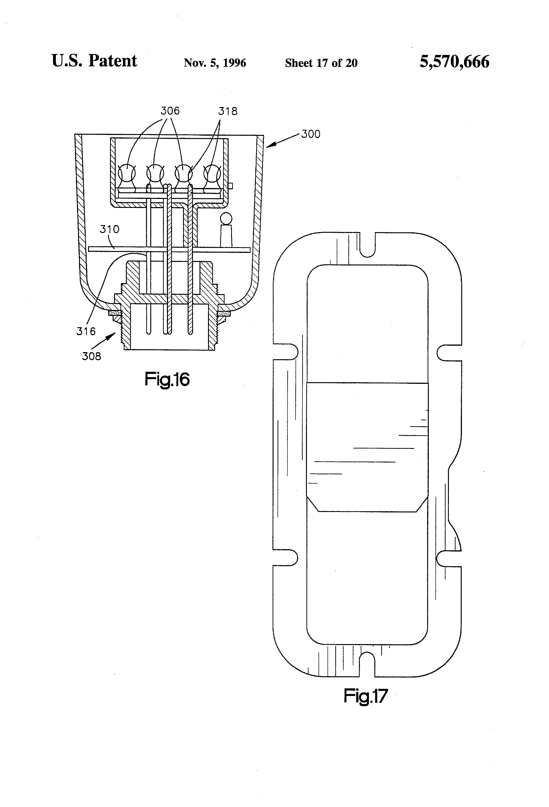 patent us5570666 - glow plug controller