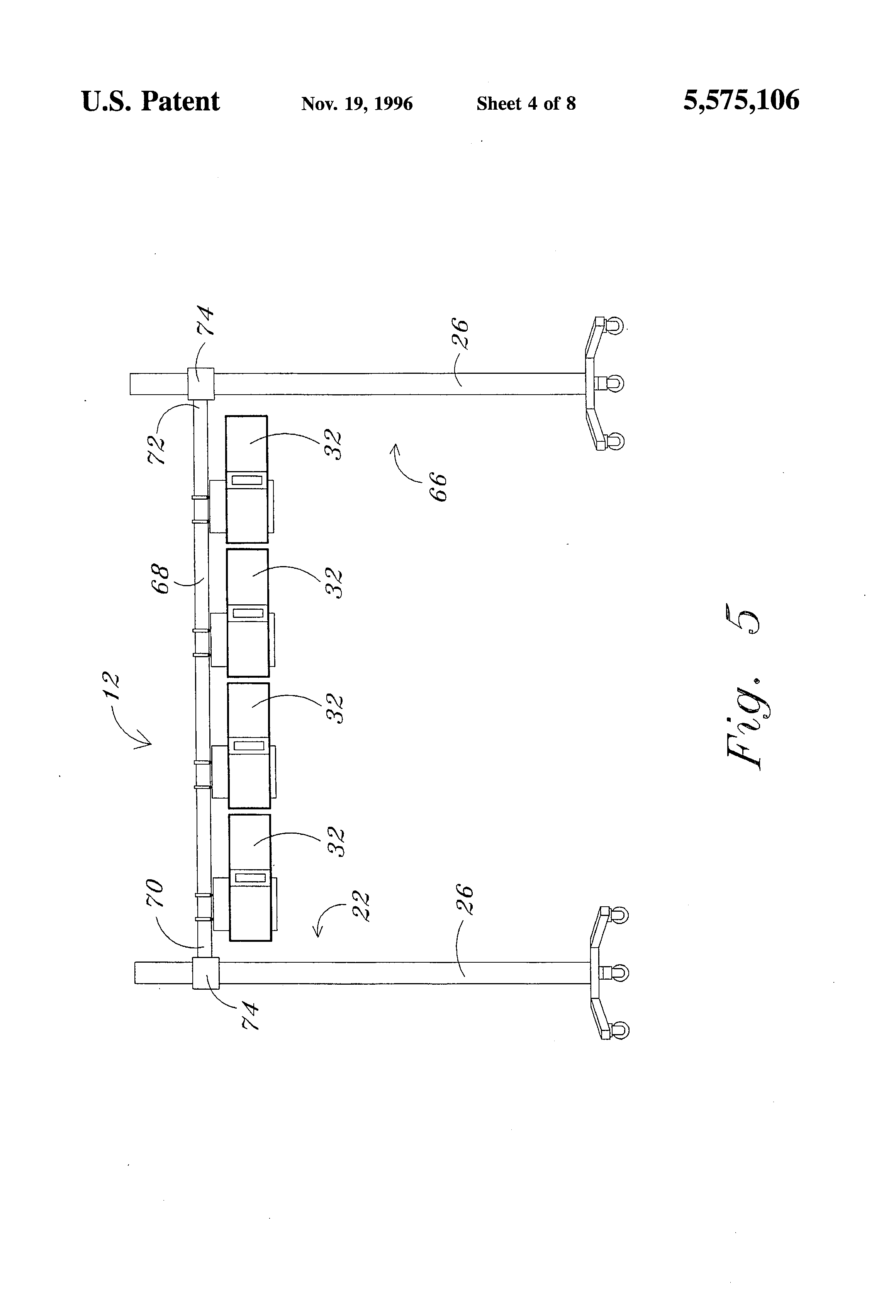Patent Us5575106 In Situ Microwave Insect Eradication Device With Dog Repeller Schematics Needed And More Drawing