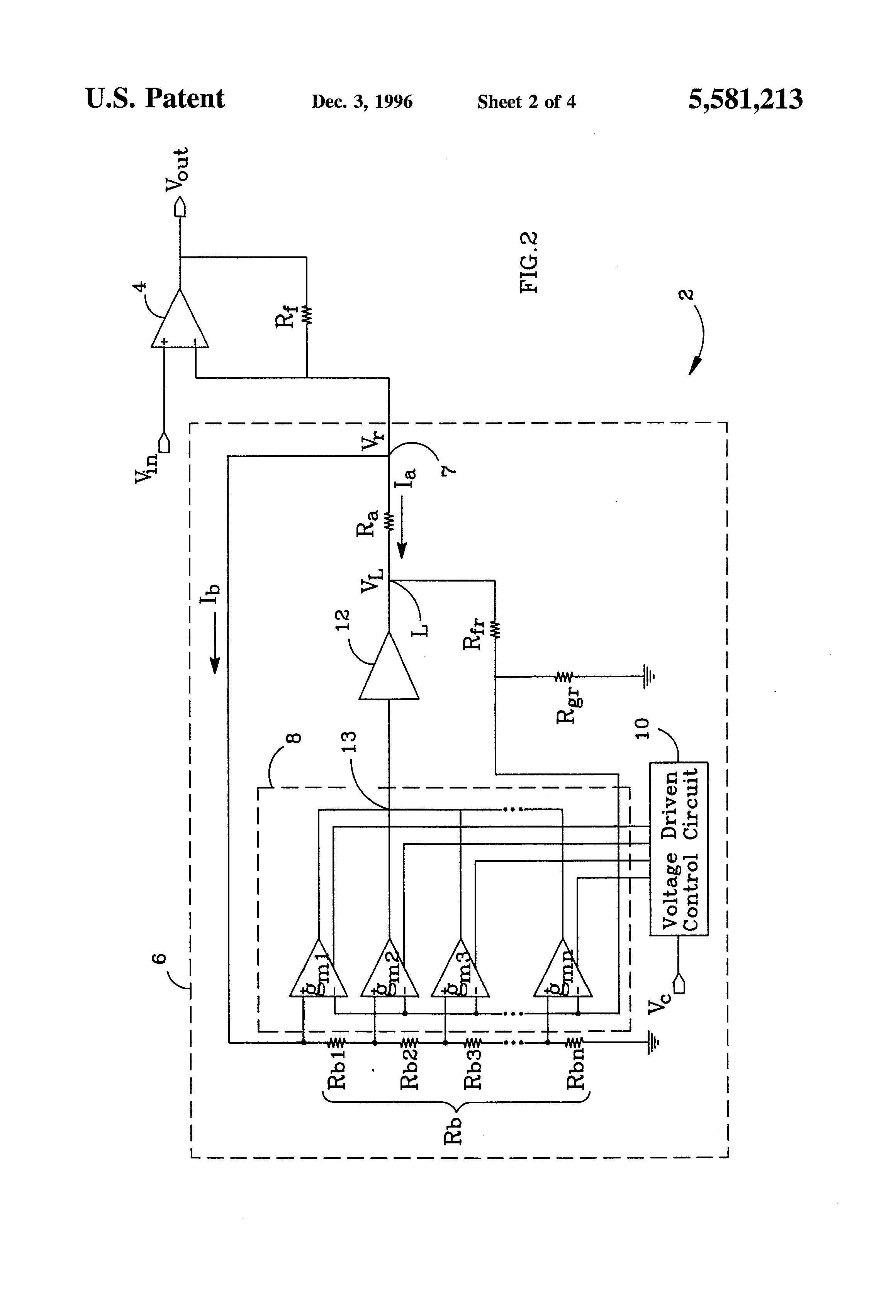 patent us5581213