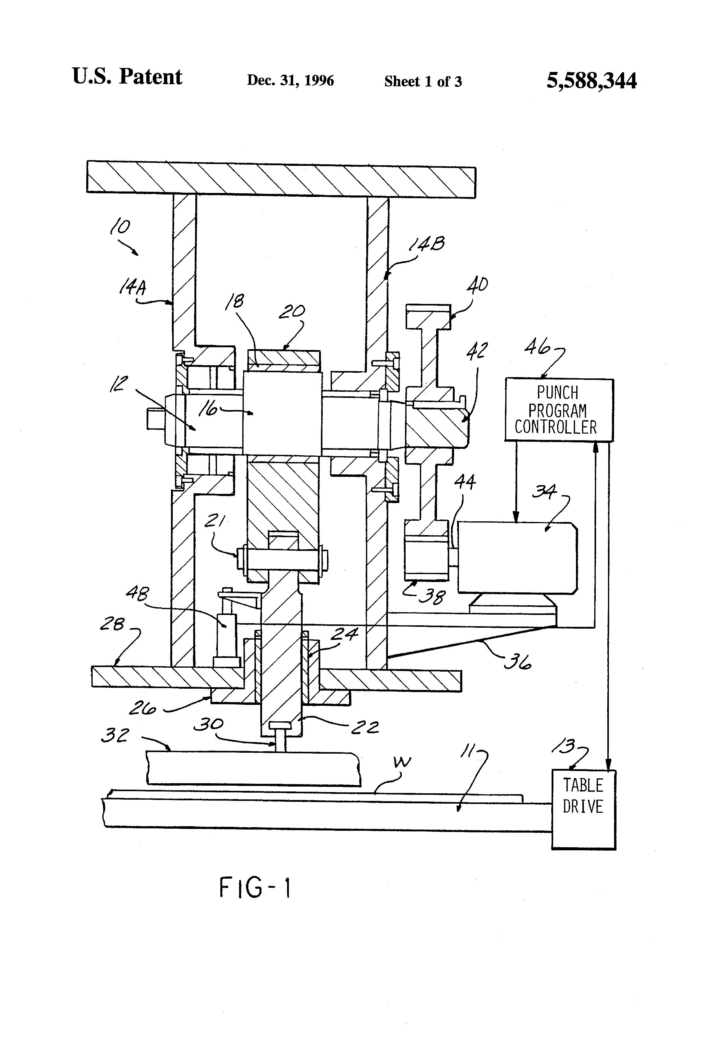 patent us5588344
