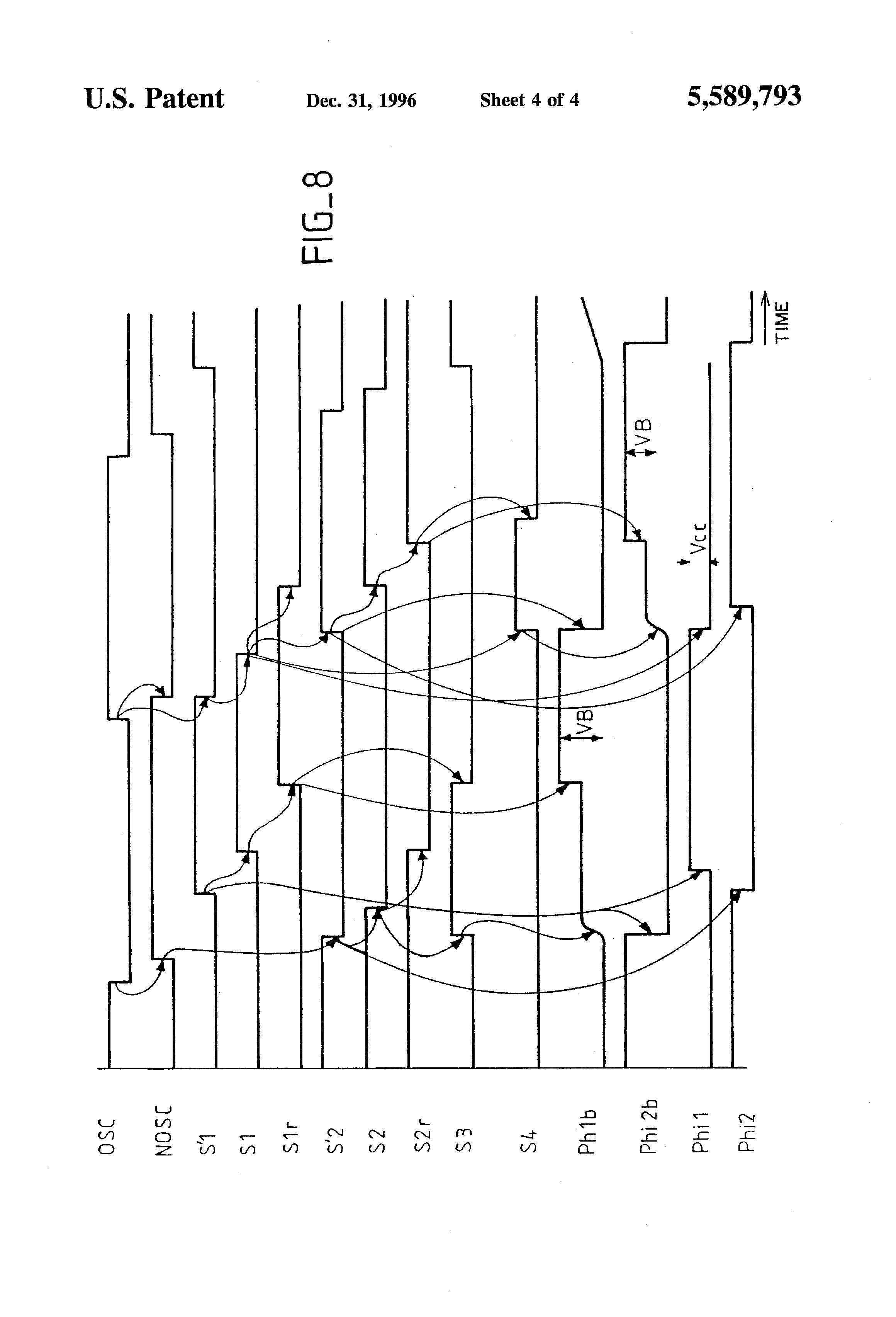 patent us5589793