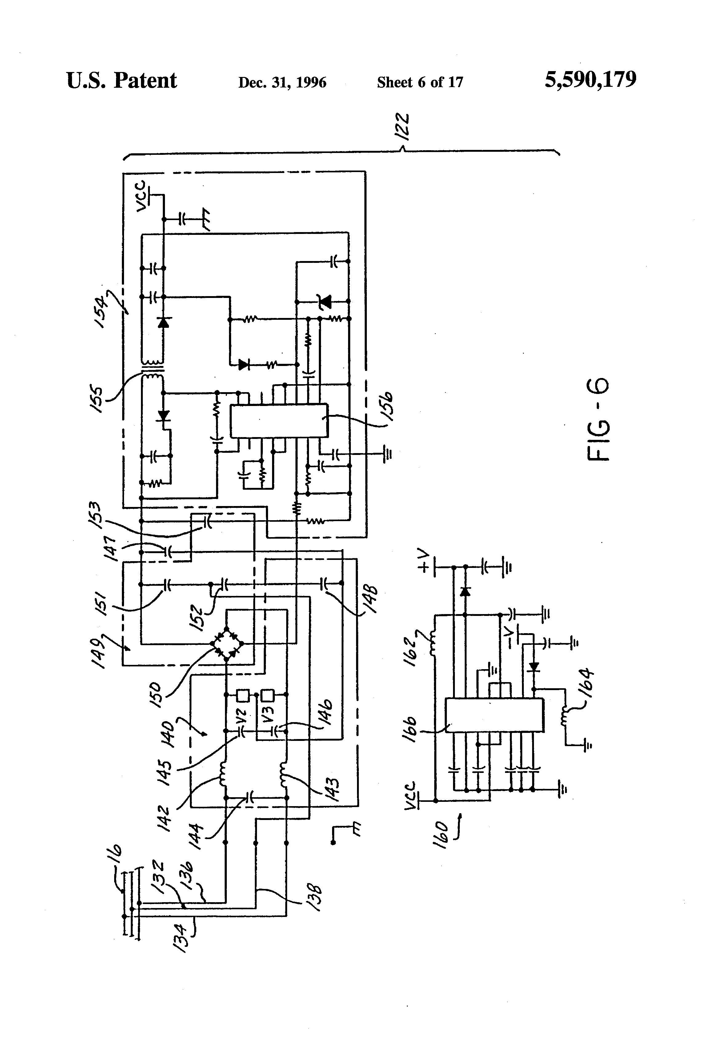 patent us5590179