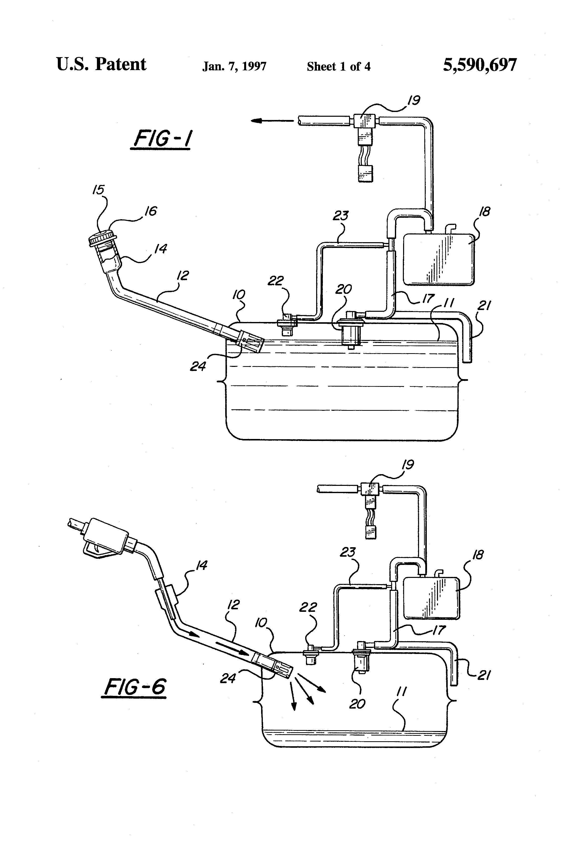 patent us5590697