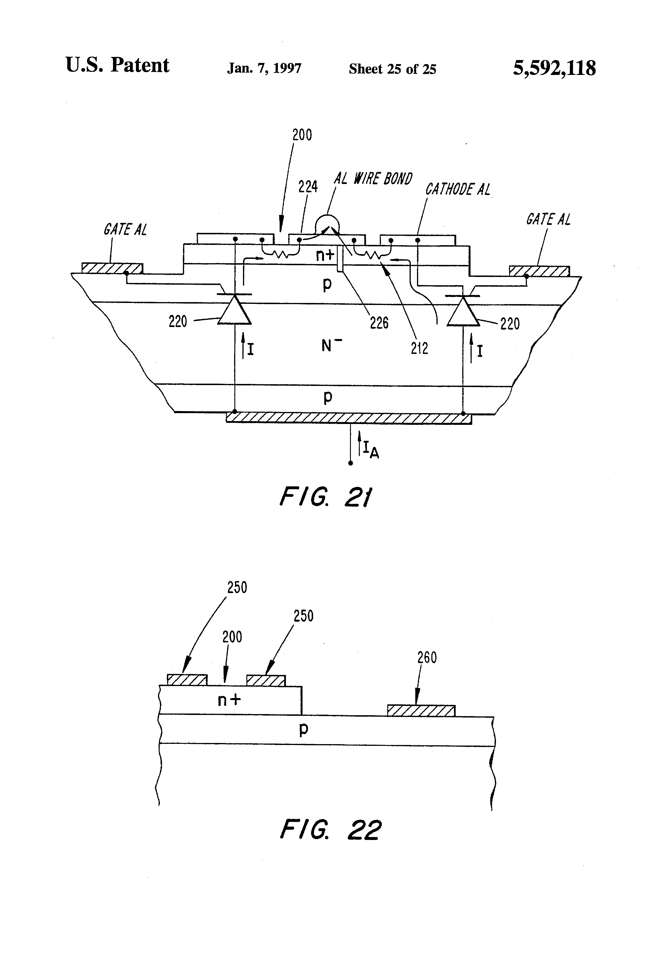 Patent us5592118 ignition exciter circuit with thyristors having patent drawing hexwebz Images