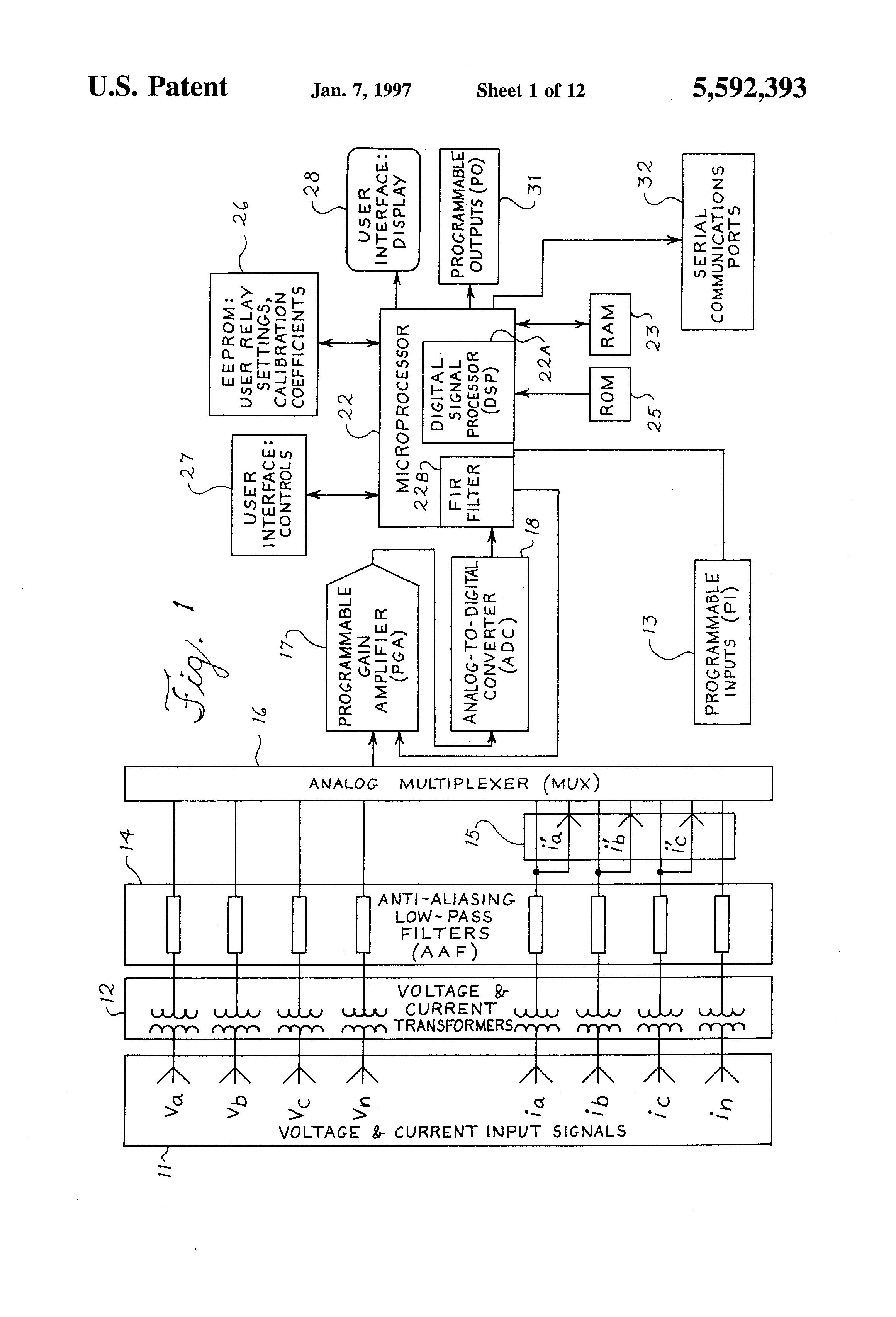 patent us5592393