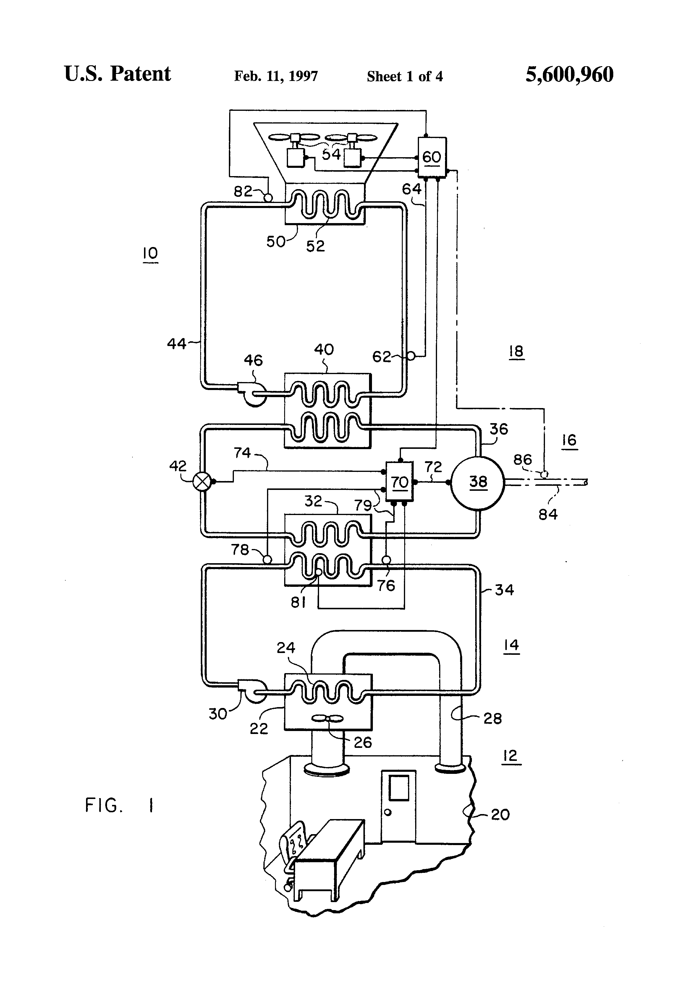 Near optimization of cooling tower condenser water   Patents #3F3F3F