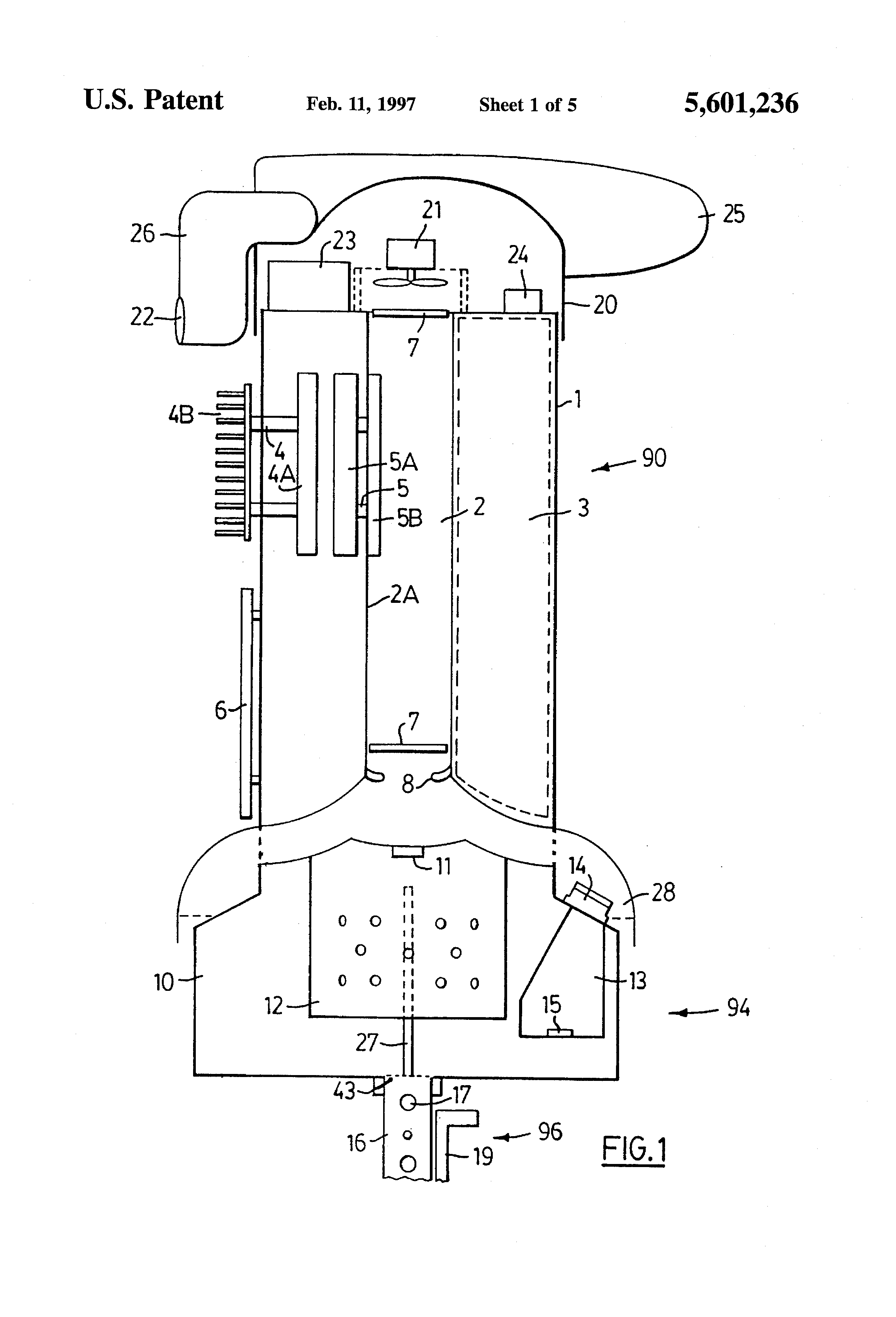 Patent US Plant watering device and method for promoting
