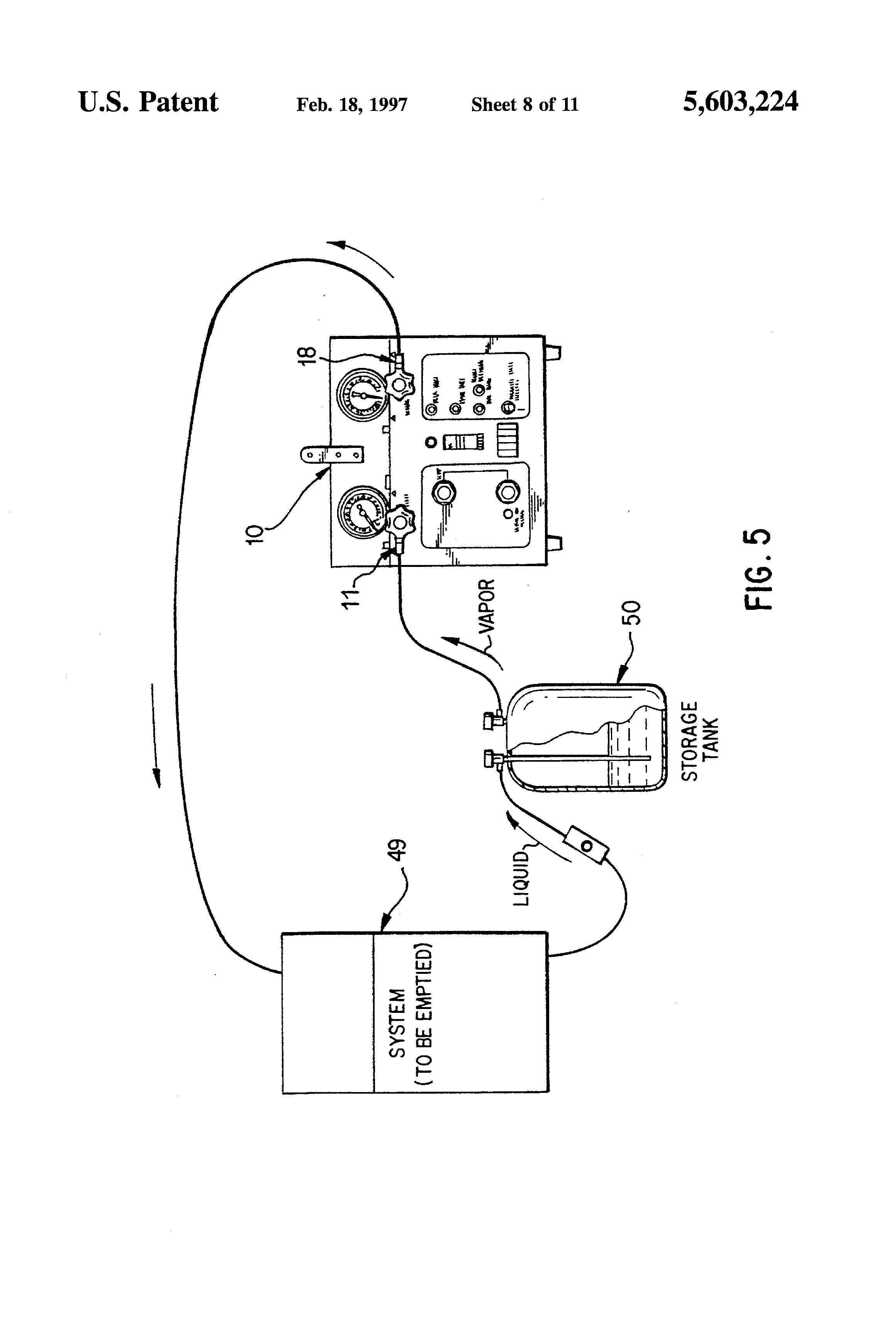 patent us5603224