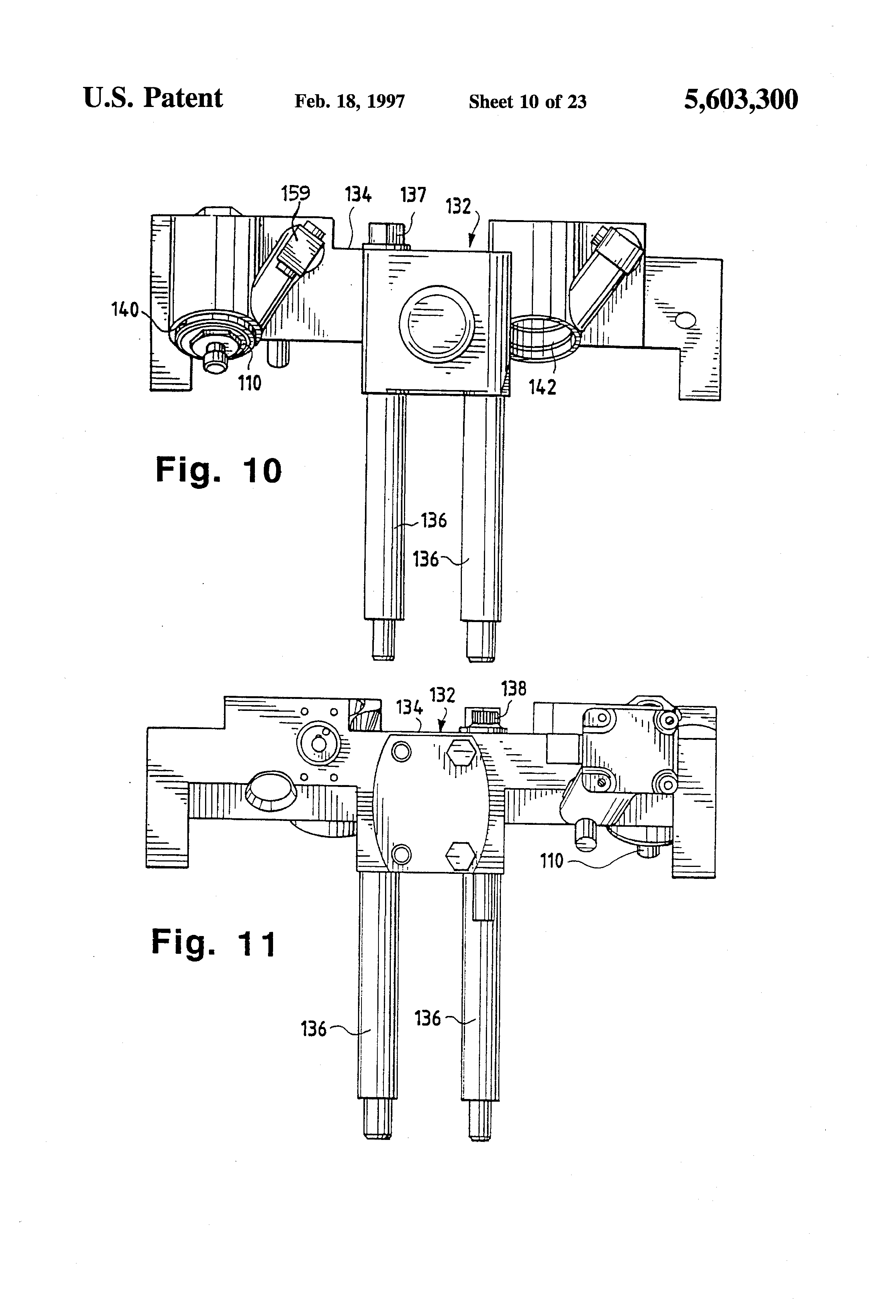 patent us5603300 wiring arrangement for an engine braking patent drawing