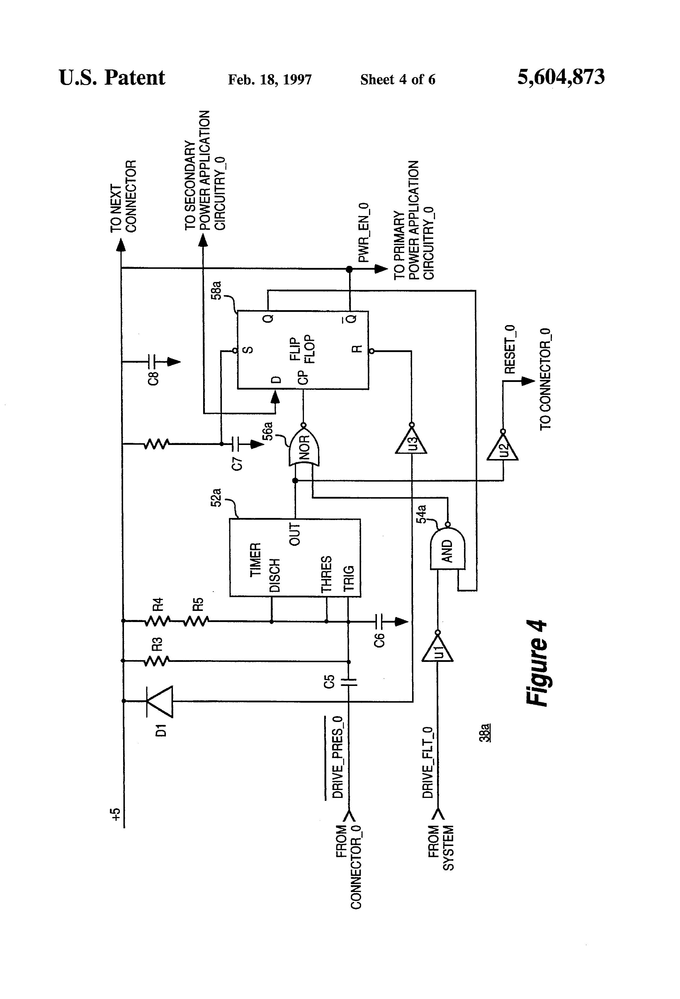 patent us5604873