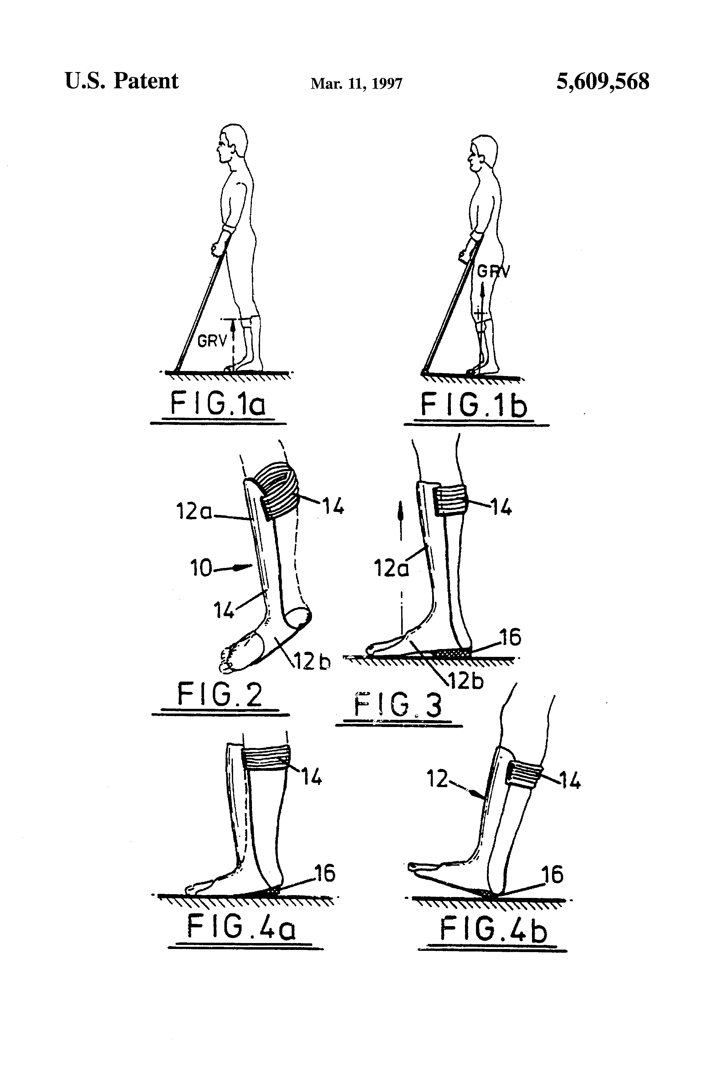 Patent us5609568 anterior floor reaction type ankle foot for Floor reaction afo
