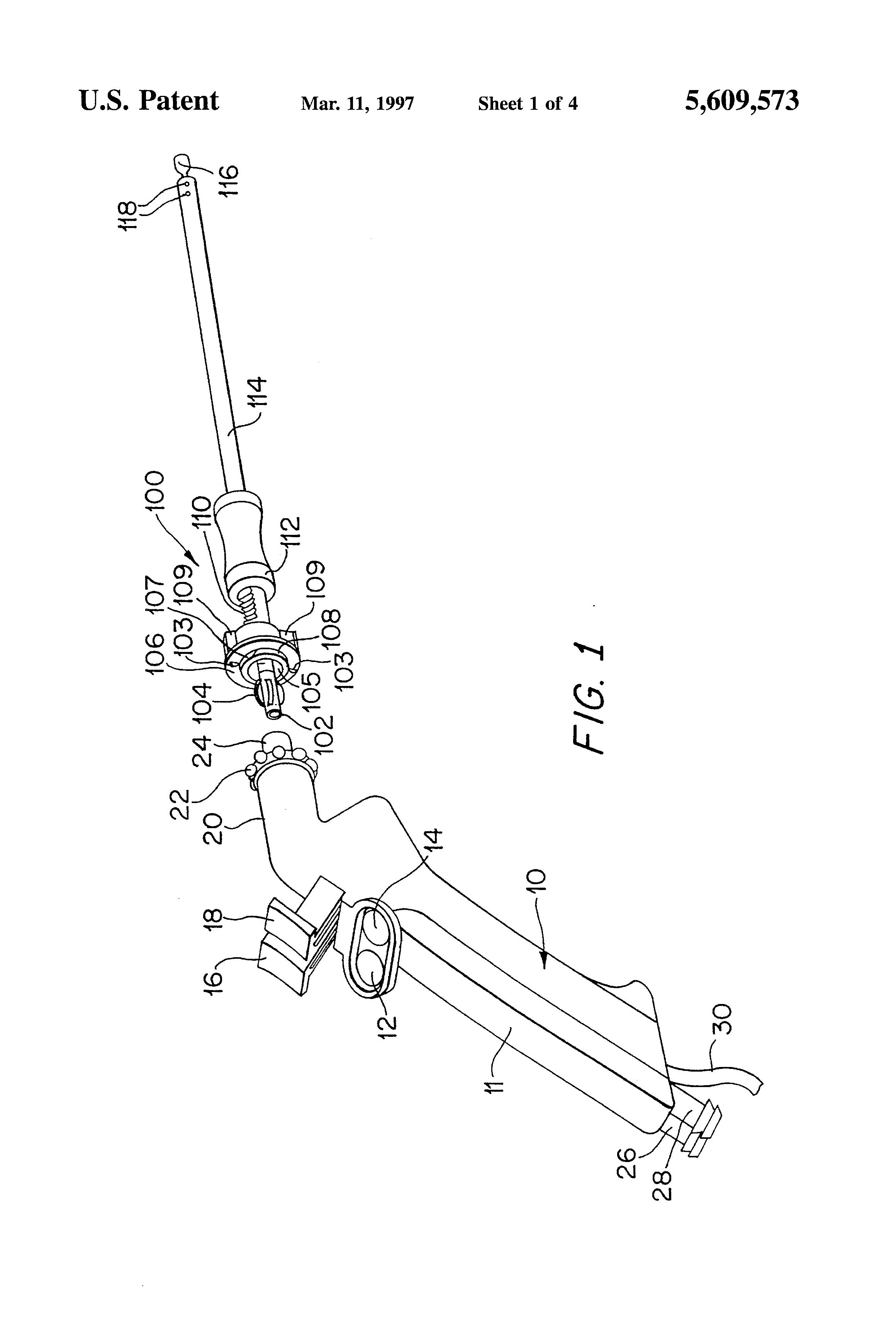 patent us5609573  irrigation