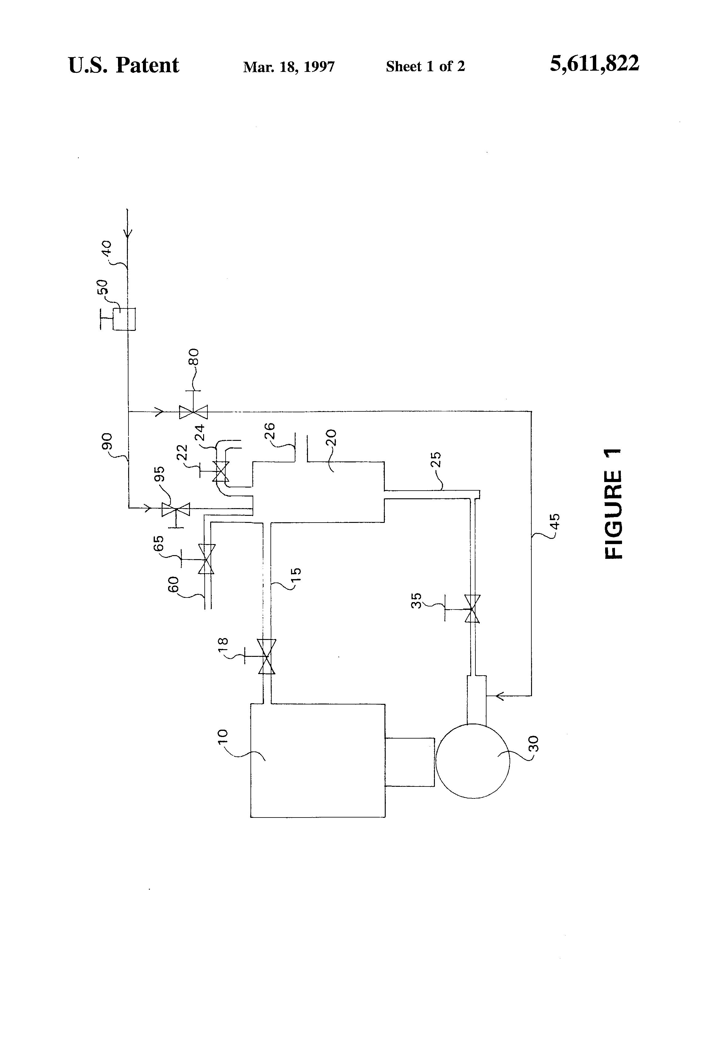 patent us5611822 indigo dye process google patents patent drawing