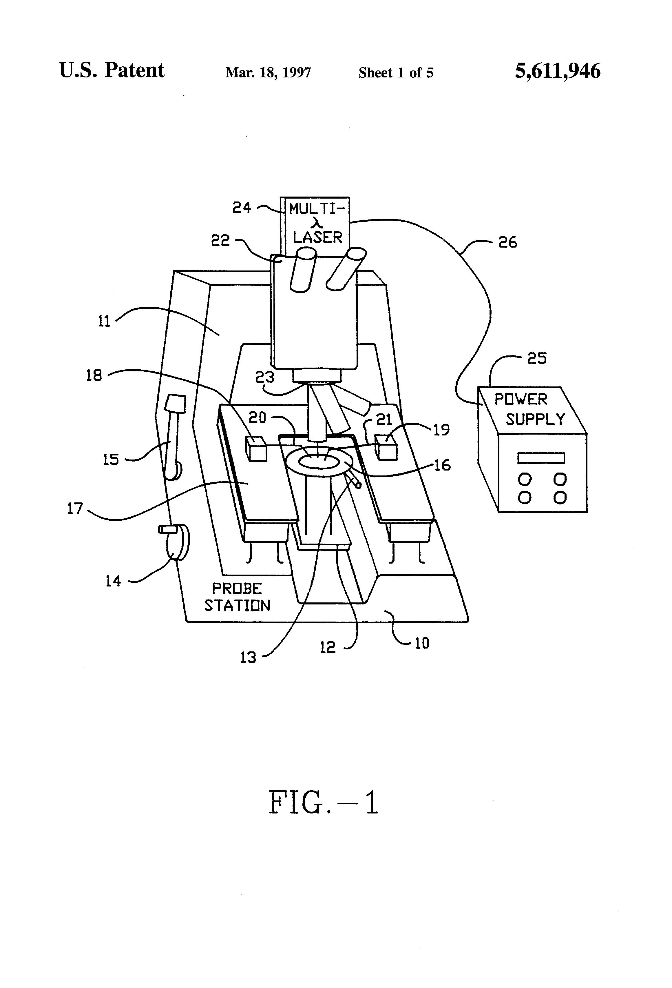 patent us5611946