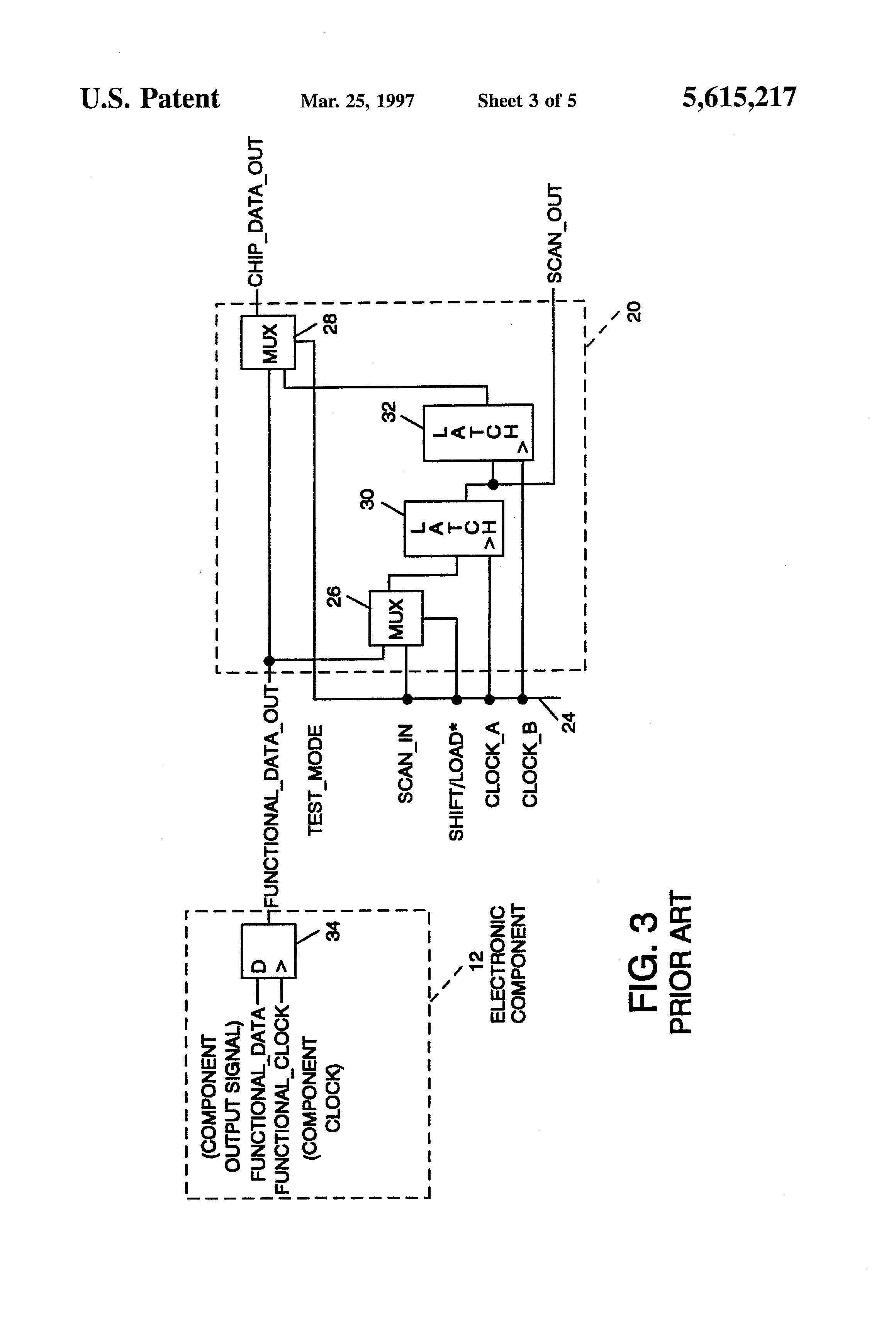 patent us5615217